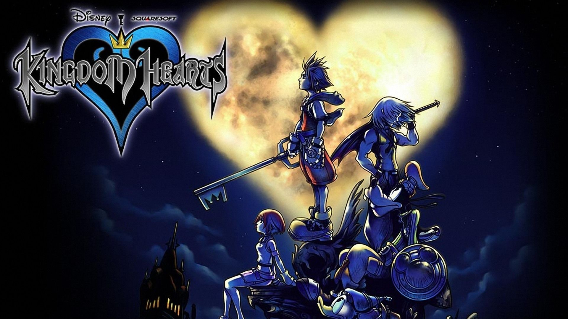 Res: 1920x1080, Kingdom Hearts Wallpapers Free