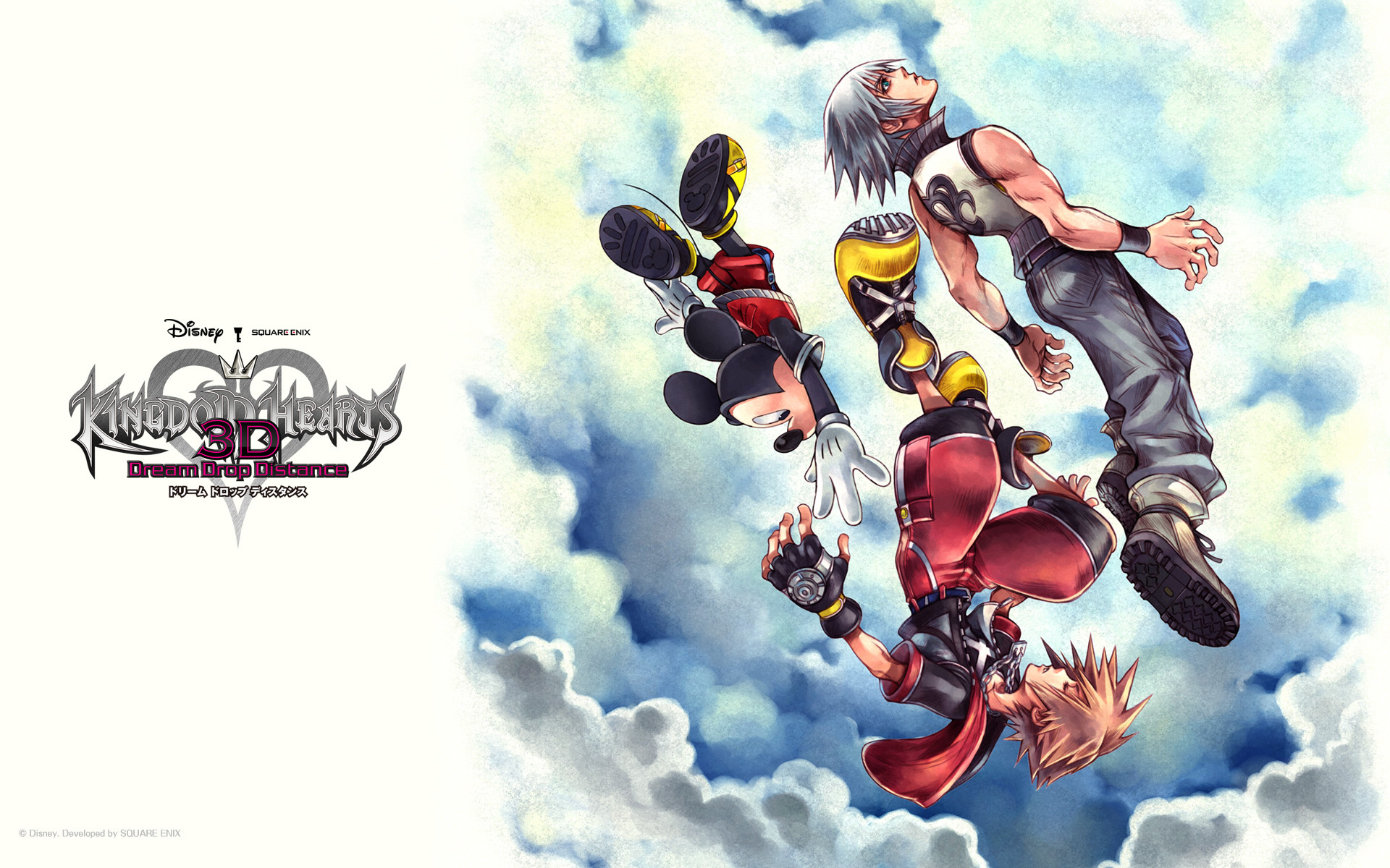 Res: 1920x1200, ... download Kingdom Hearts 3D: Dream Drop Distance image