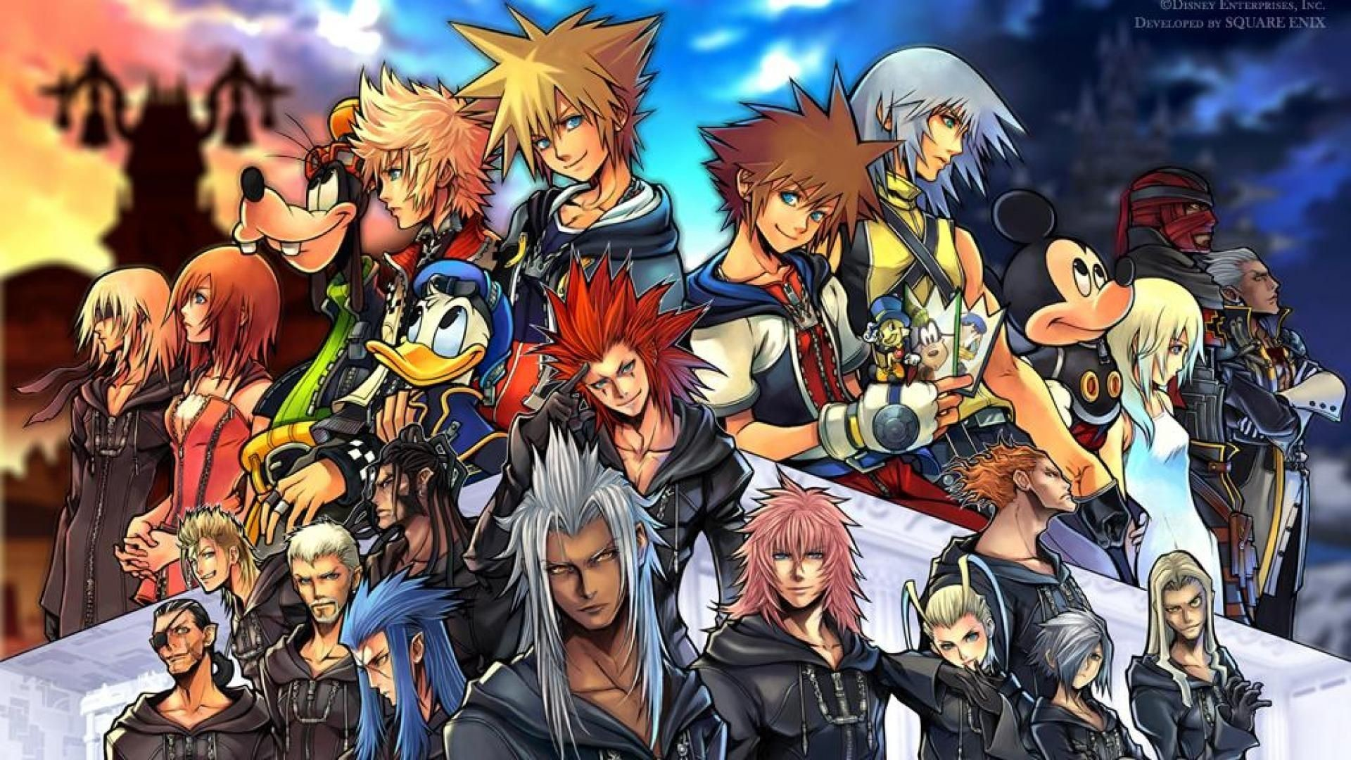 Res: 1920x1080,   Fine HDQ Photos of Roxas Kingdom Hearts, Full HD 1080p  Desktop Photos