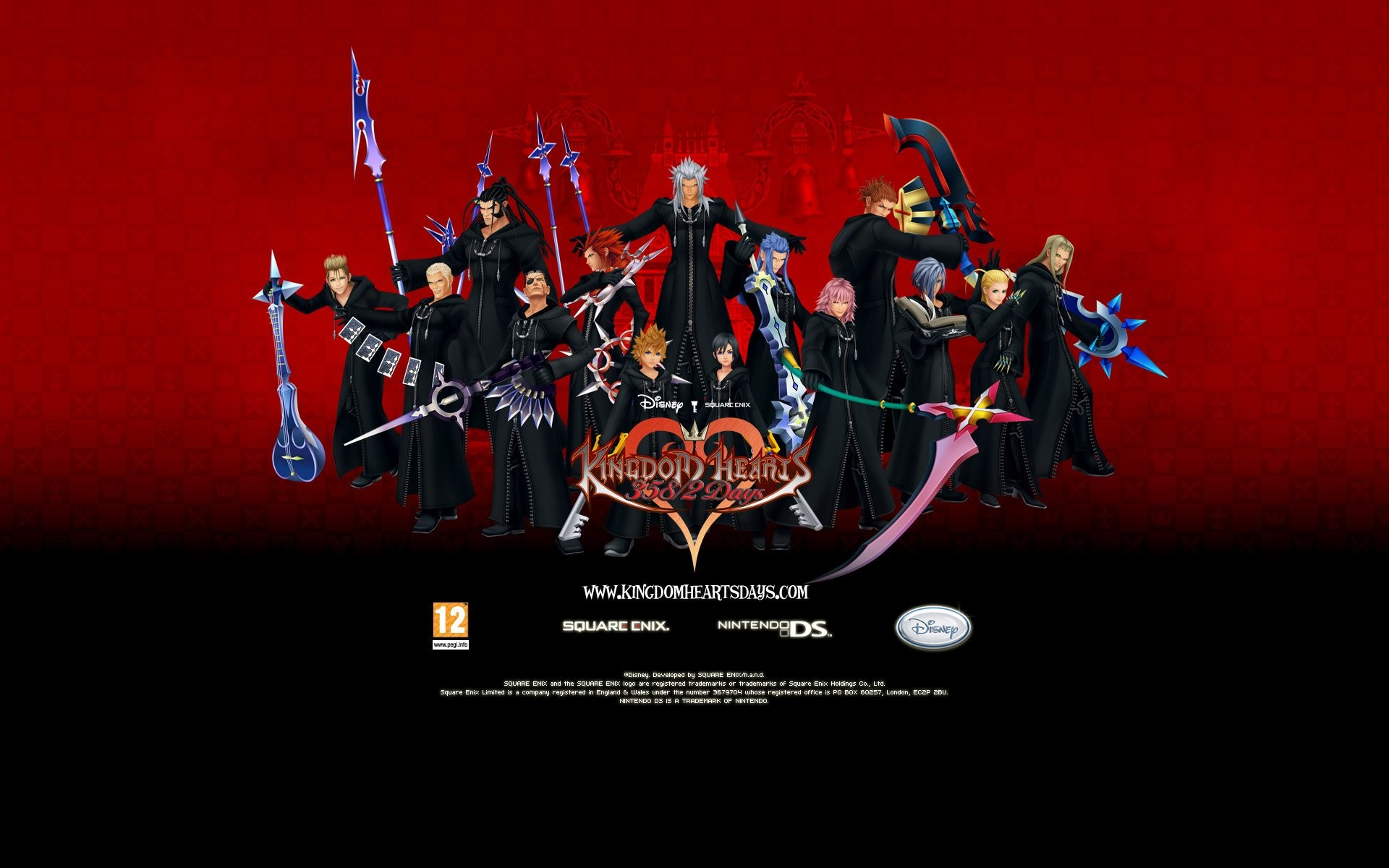 Res: 1920x1200, Kingdom Hearts · Wallpapers ID:322226