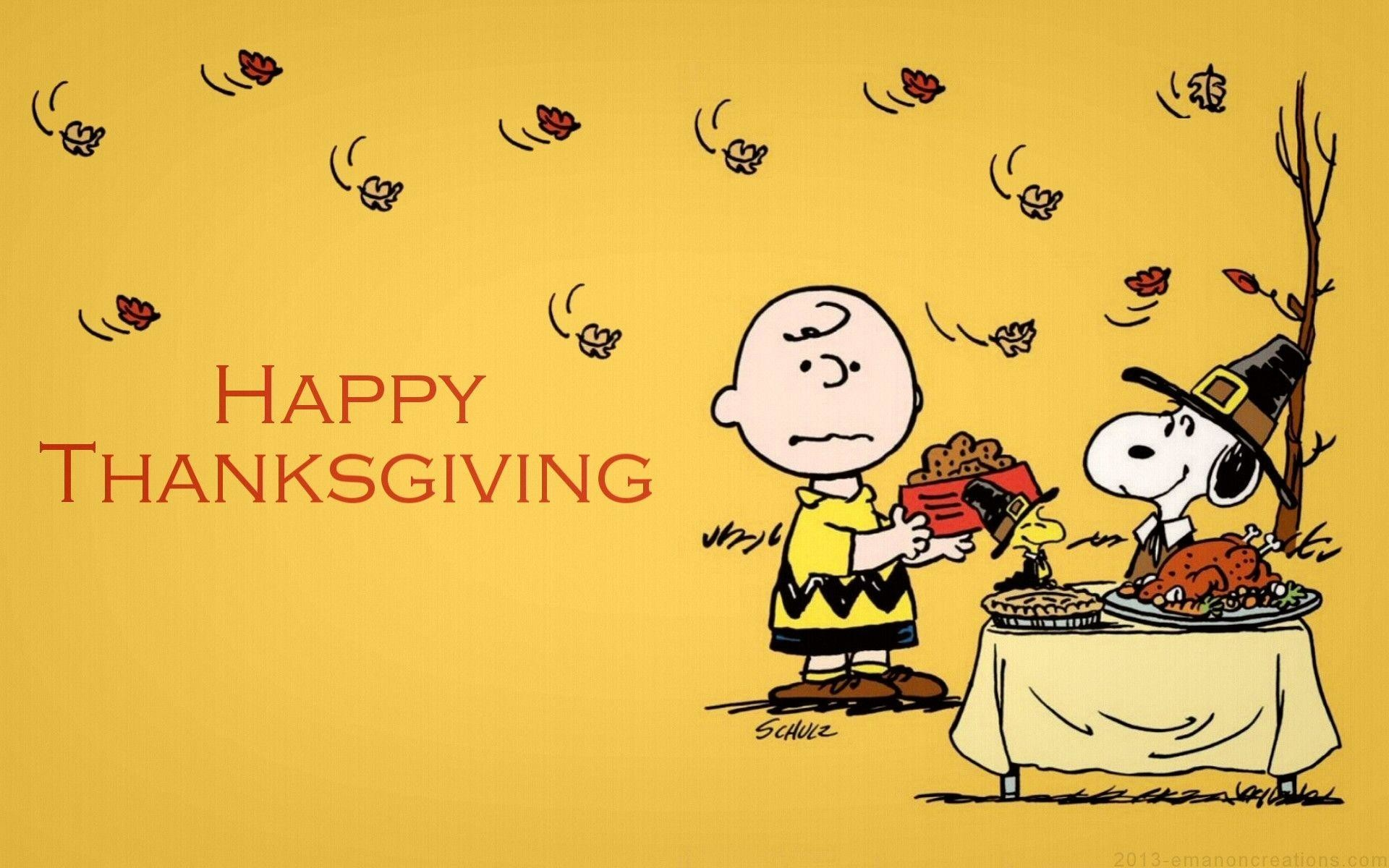 Res: 1920x1200,  Snoopy Thanksgiving Wallpaper - Viewing Gallery
