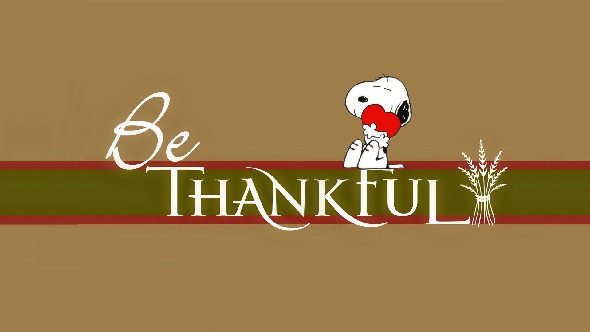 Res: 1920x1080, Snoopy Thanksgiving High Resolution HD Wallpaper - Beraplan.