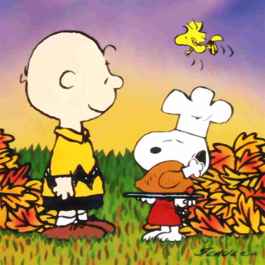 Res: 2048x2048,  Related to Snoopy Happy Thanksgiving 4K Wallpaper · Download ·  Reso: ...