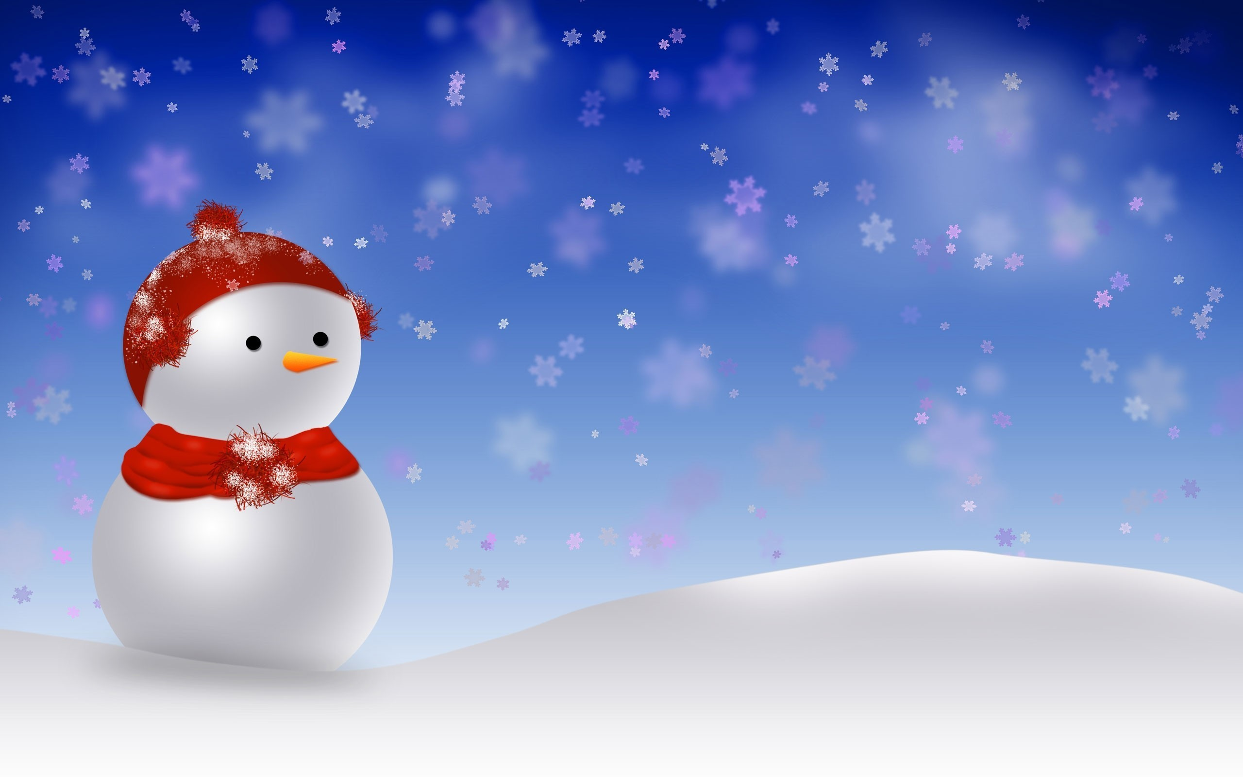 Res: 2560x1600, Cute Animated Merry Christmas Hd Wallpaper intended for Animated Christmas  Wallpaper