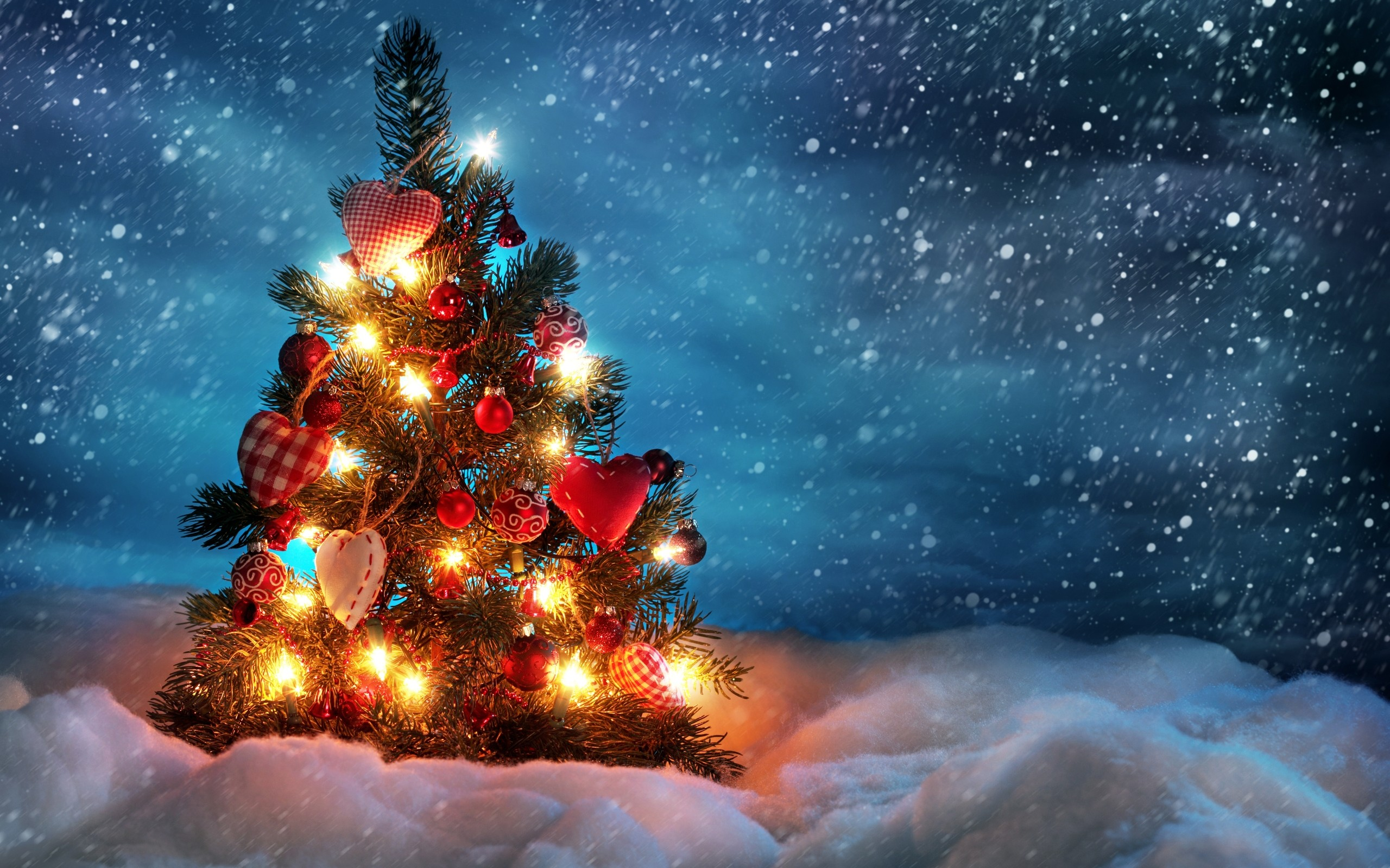 Res: 2560x1600, Download Beautiful Christmas Tree Wallpapers | HD Wallpapers for free in HD  Resolution. Christmas hd wallpapers was posted at November 15, 2015.