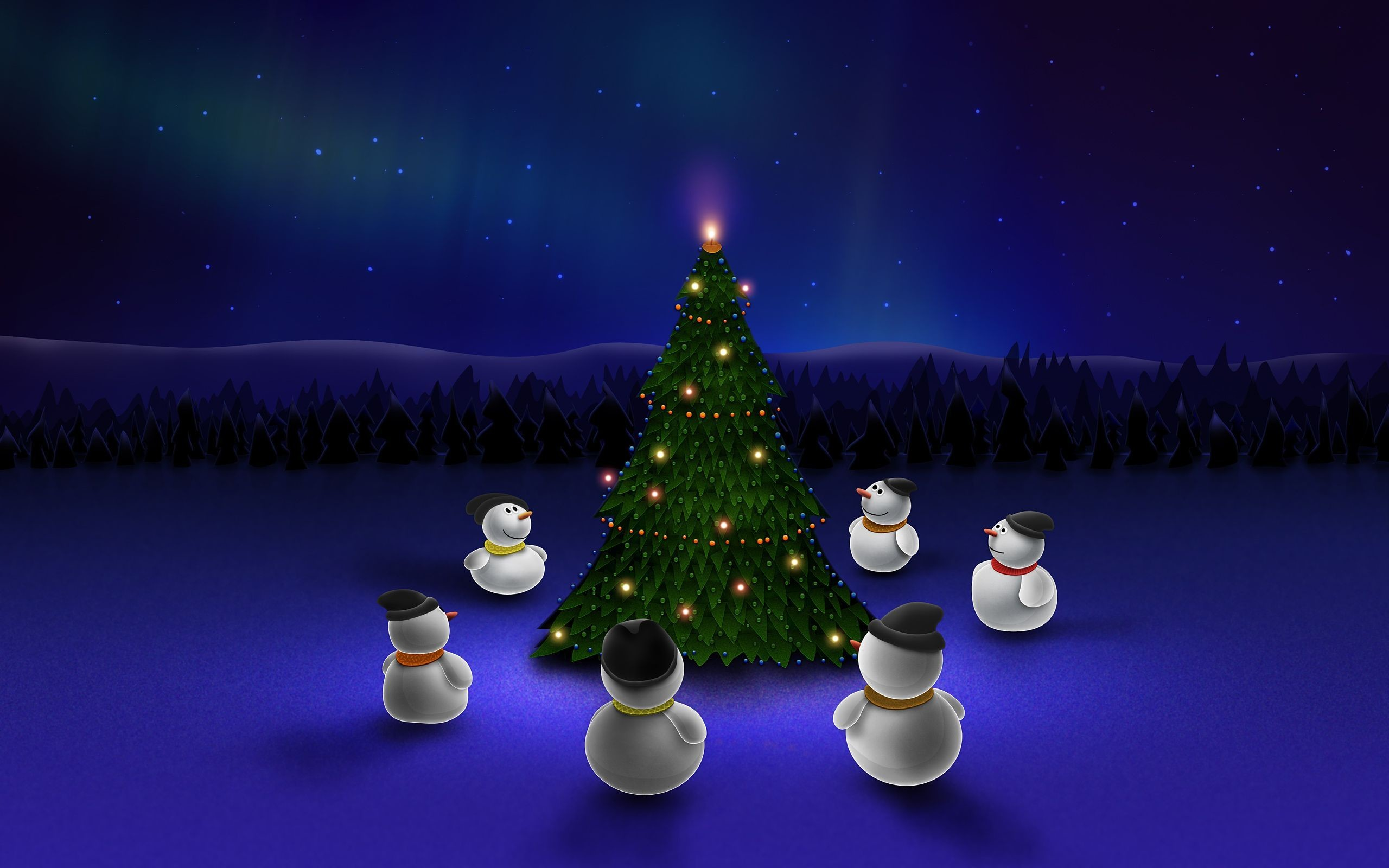 Res: 2560x1600, Waiting for the xmas Wallpapers | HD Wallpapers