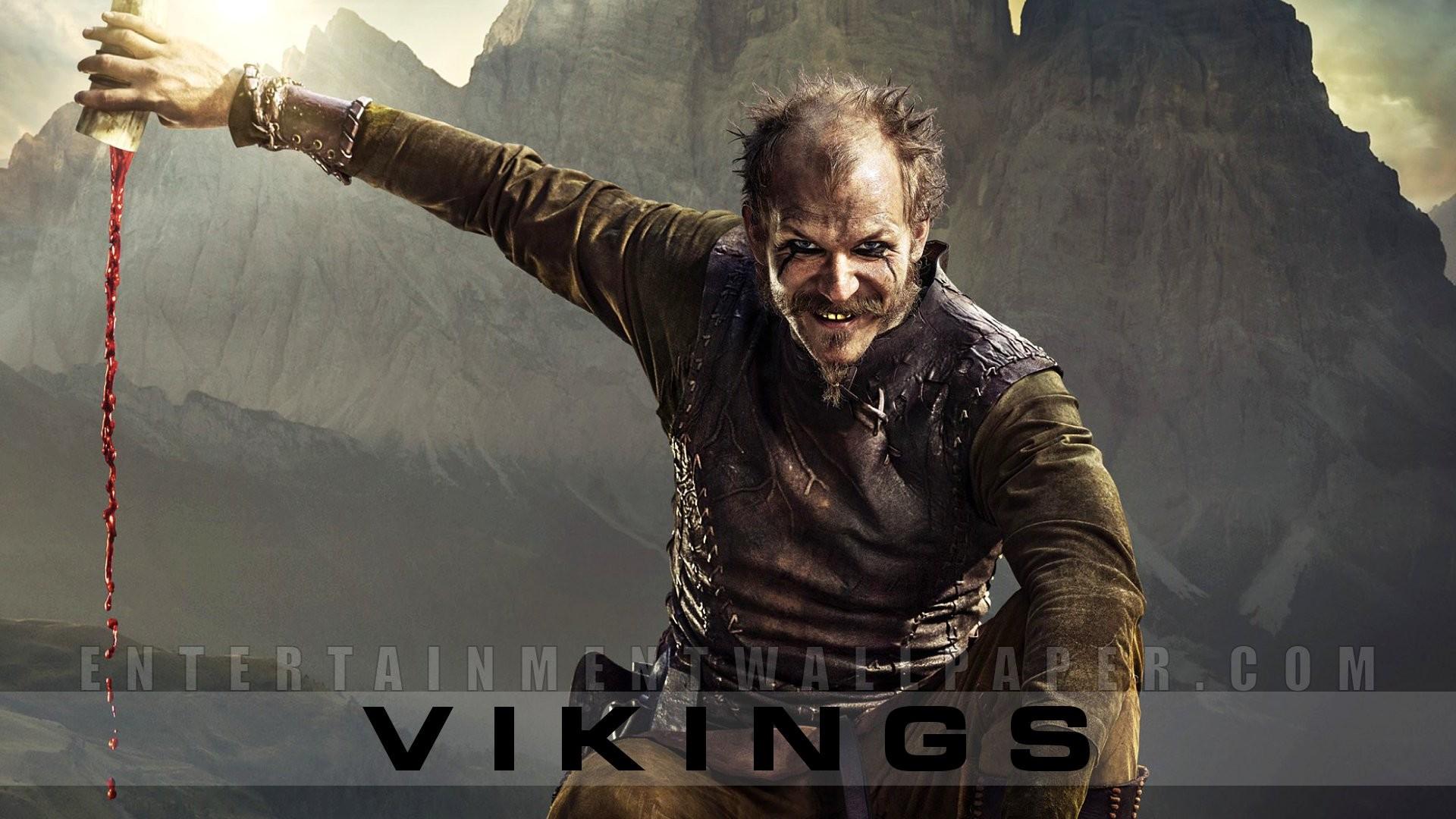 Res: 1920x1080, Vikings Wallpaper