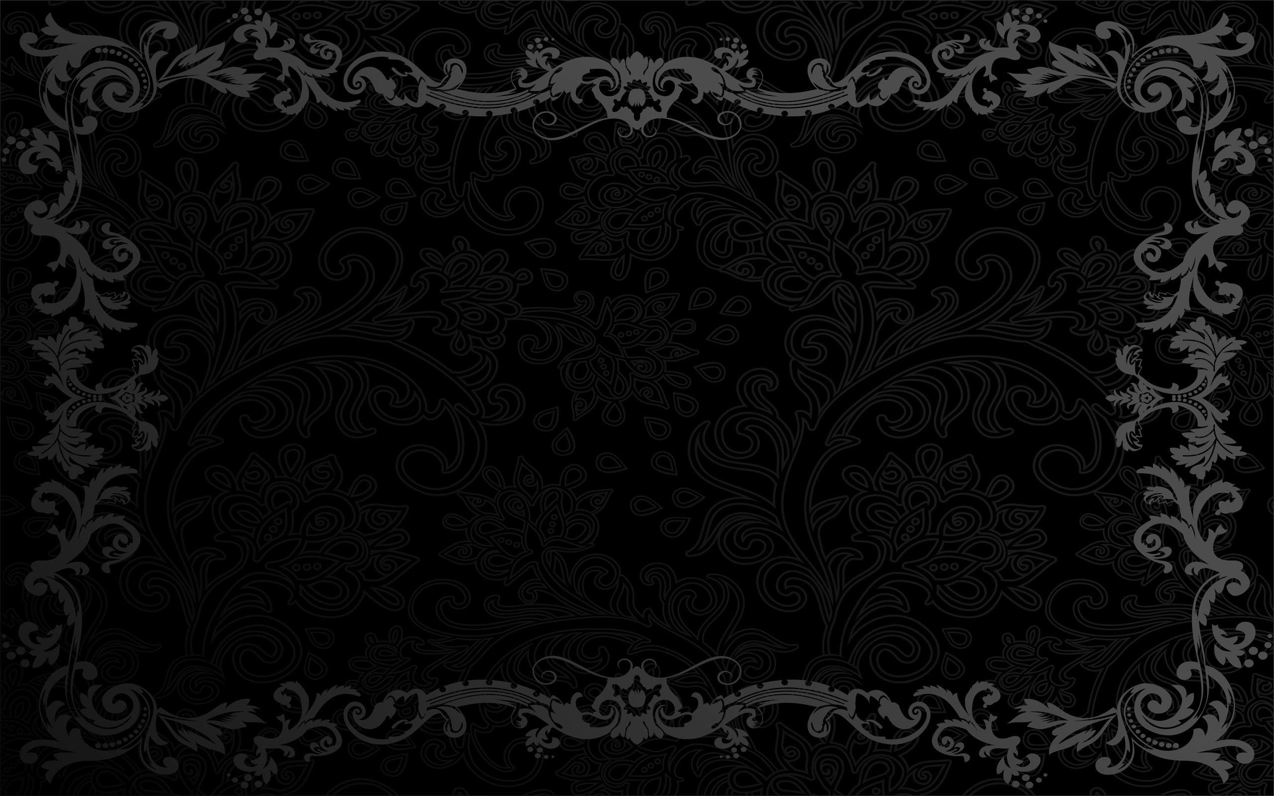 Res: 2560x1600, Res: 1920x1080, Elegant Black Wallpaper Free Download. 1920x1080 Elegant  Black Wallpaper Free Download