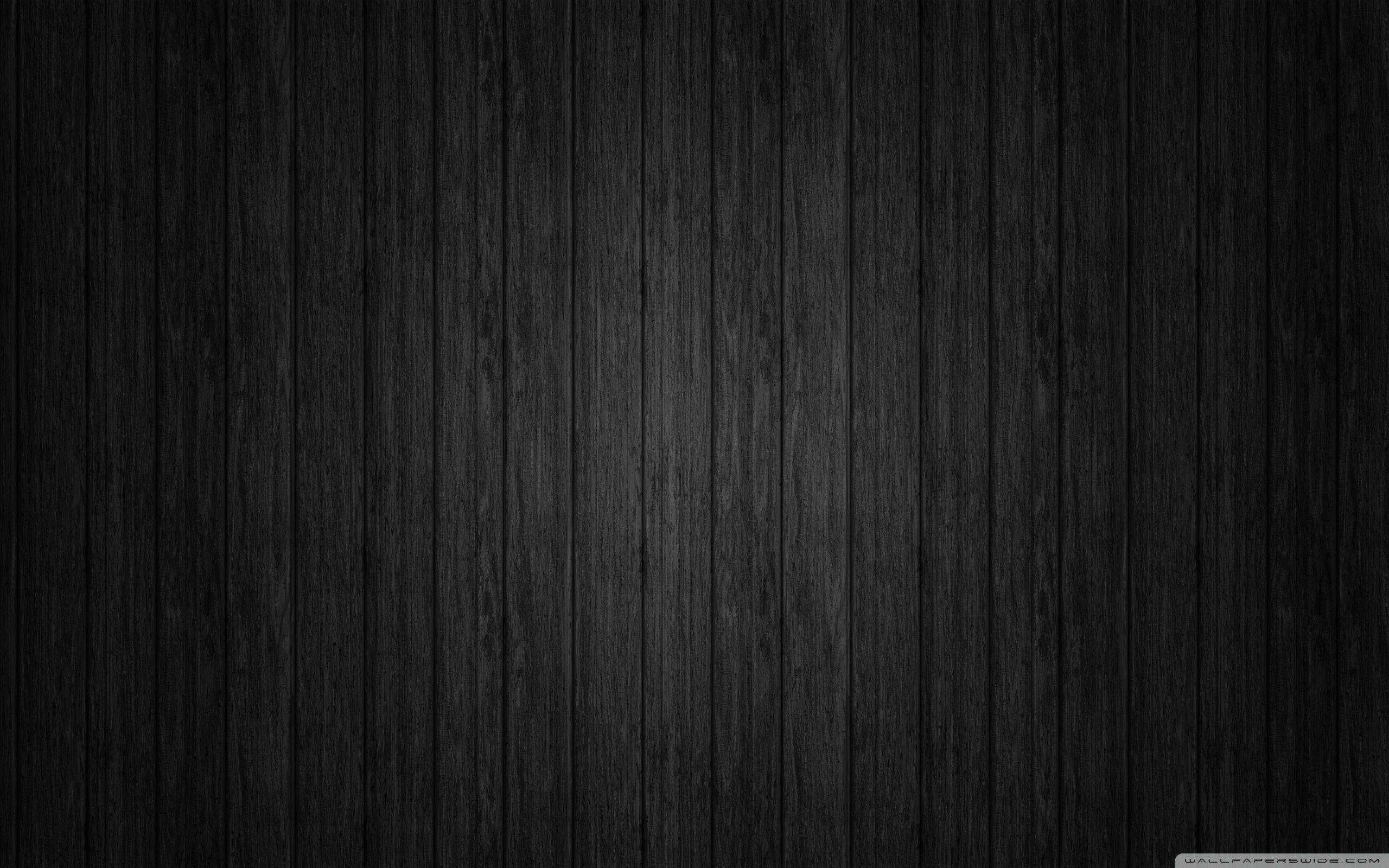 Res: 2560x1600, More 5 Wood Black Wallpaper Elegant