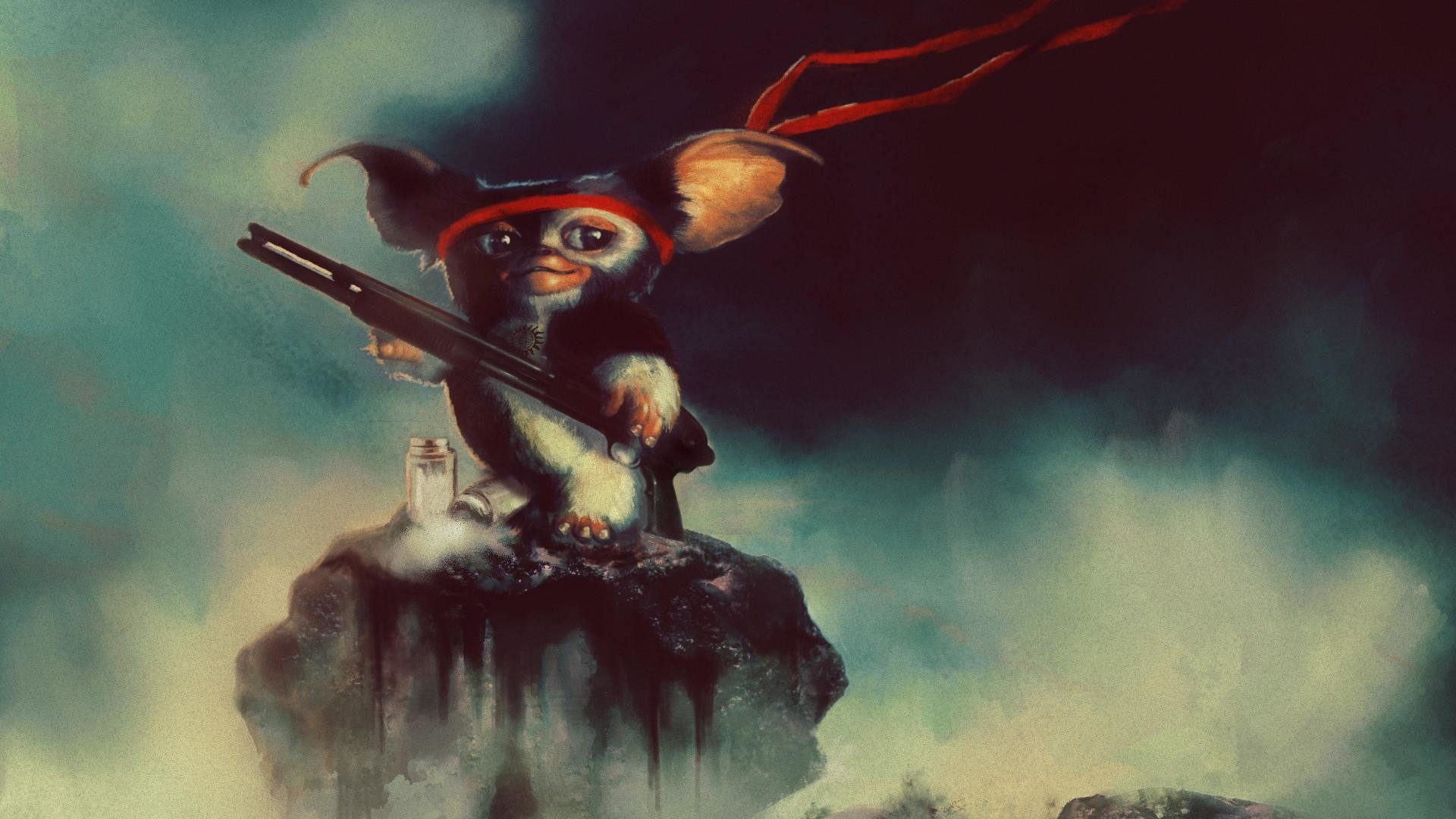 Res: 1920x1080,  Gremlins Wallpapers 2 - 1920 X 1080