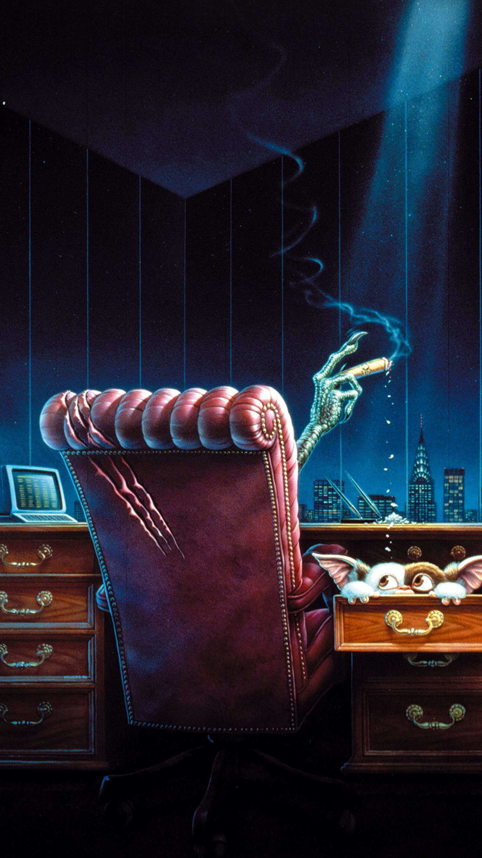 """Res: 1536x2732, Wallpaper for """"Gremlins 2: The New Batch"""" ..."""