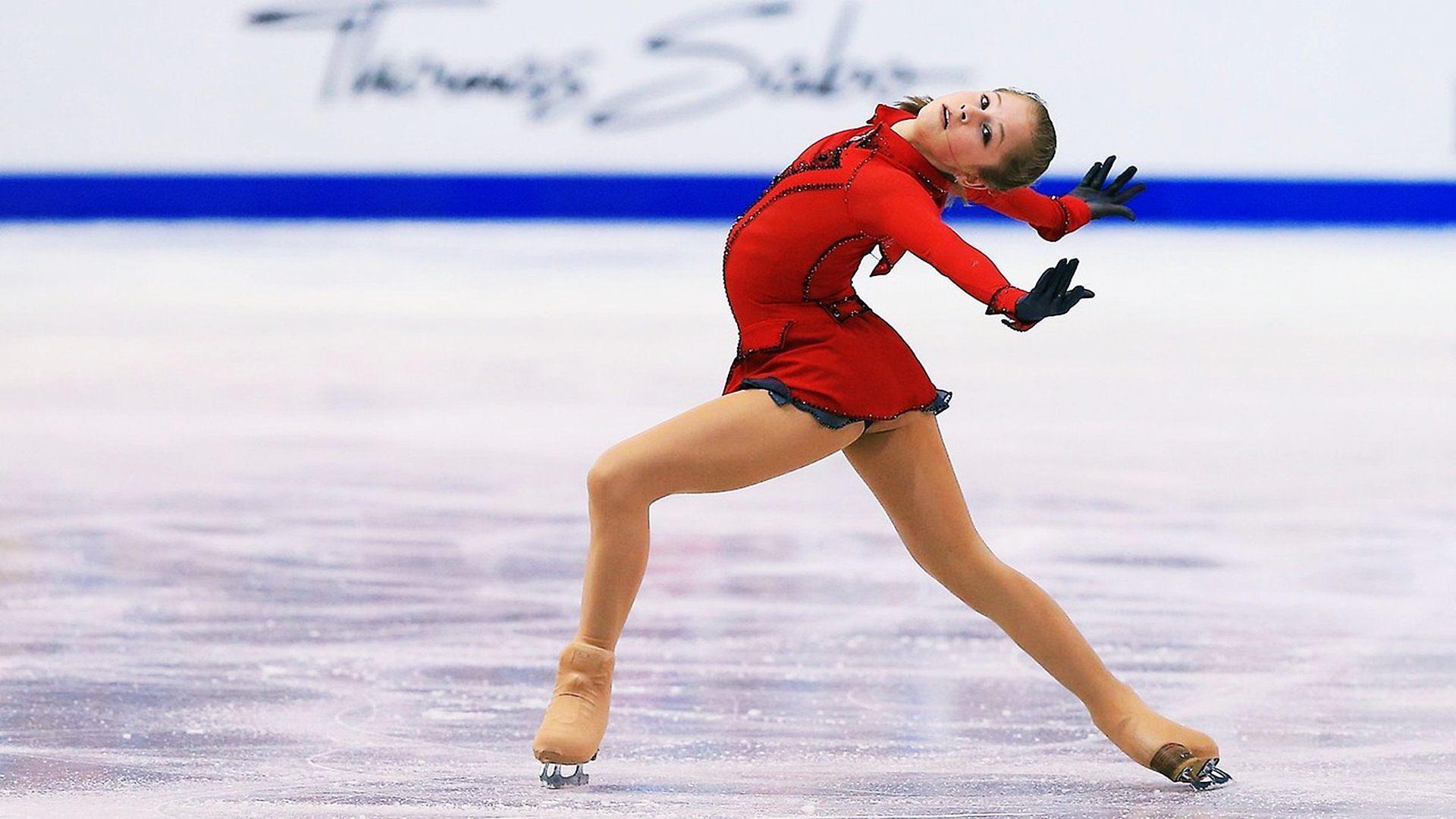 Res: 1920x1080, HD Julia Lipnitskaia Figure Skating Player Wallpaper | Download .