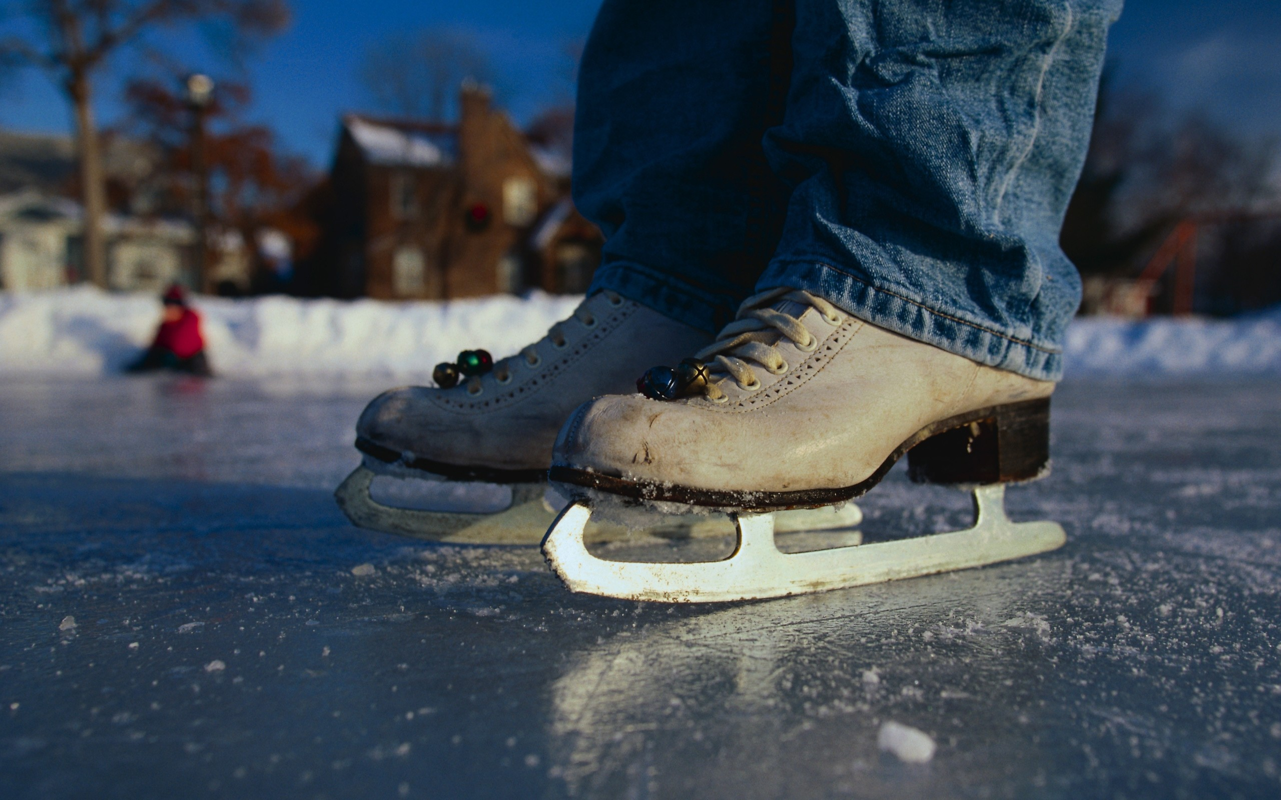 Res: 2560x1600, Freezing, Hockey Field, Ice Skating, Ice Rink, Sport HD Wallpaper, Sport  Picture, Background and Image