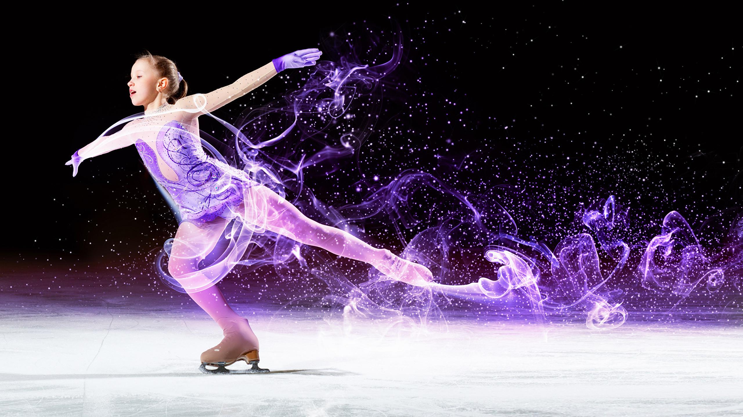 Res: 2560x1440, Ice Skating Wallpaper