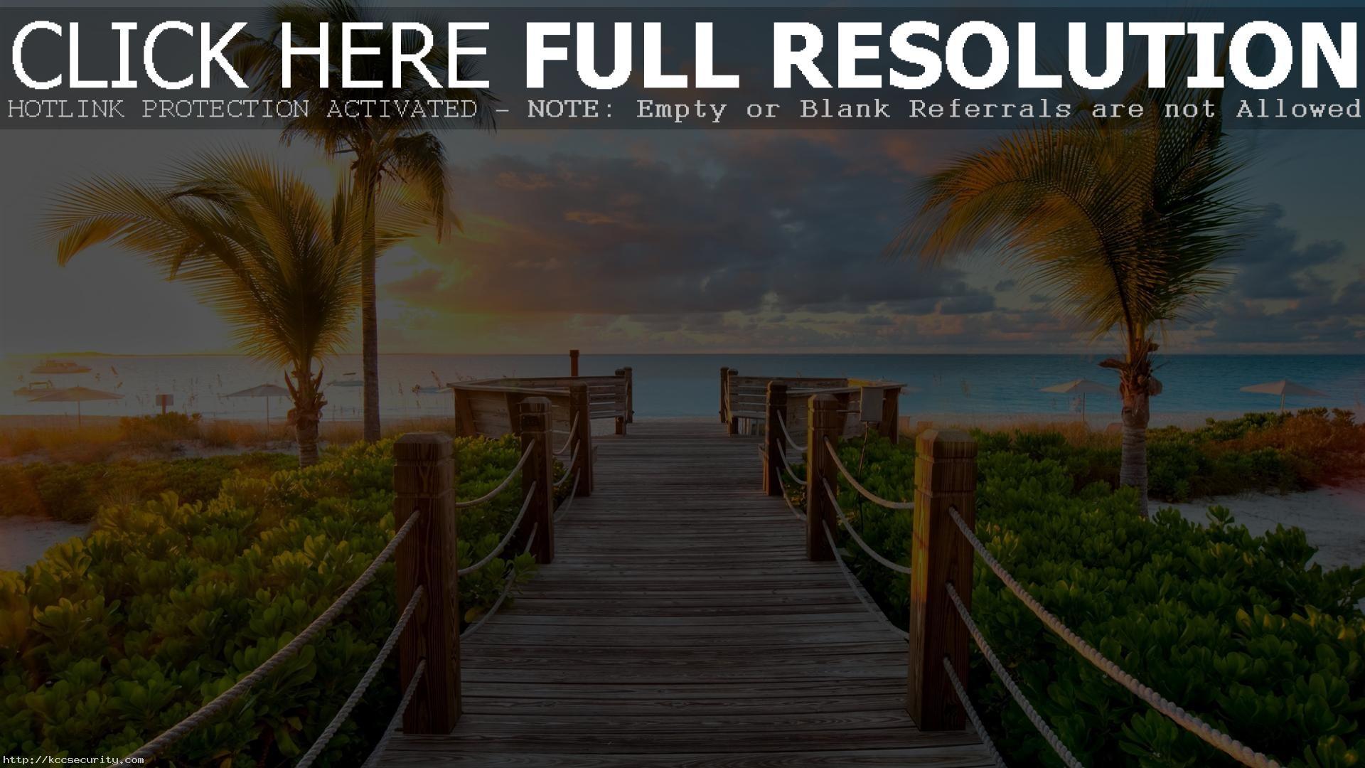 Res: 1920x1080, Beach Sunset Wallpaper 28814