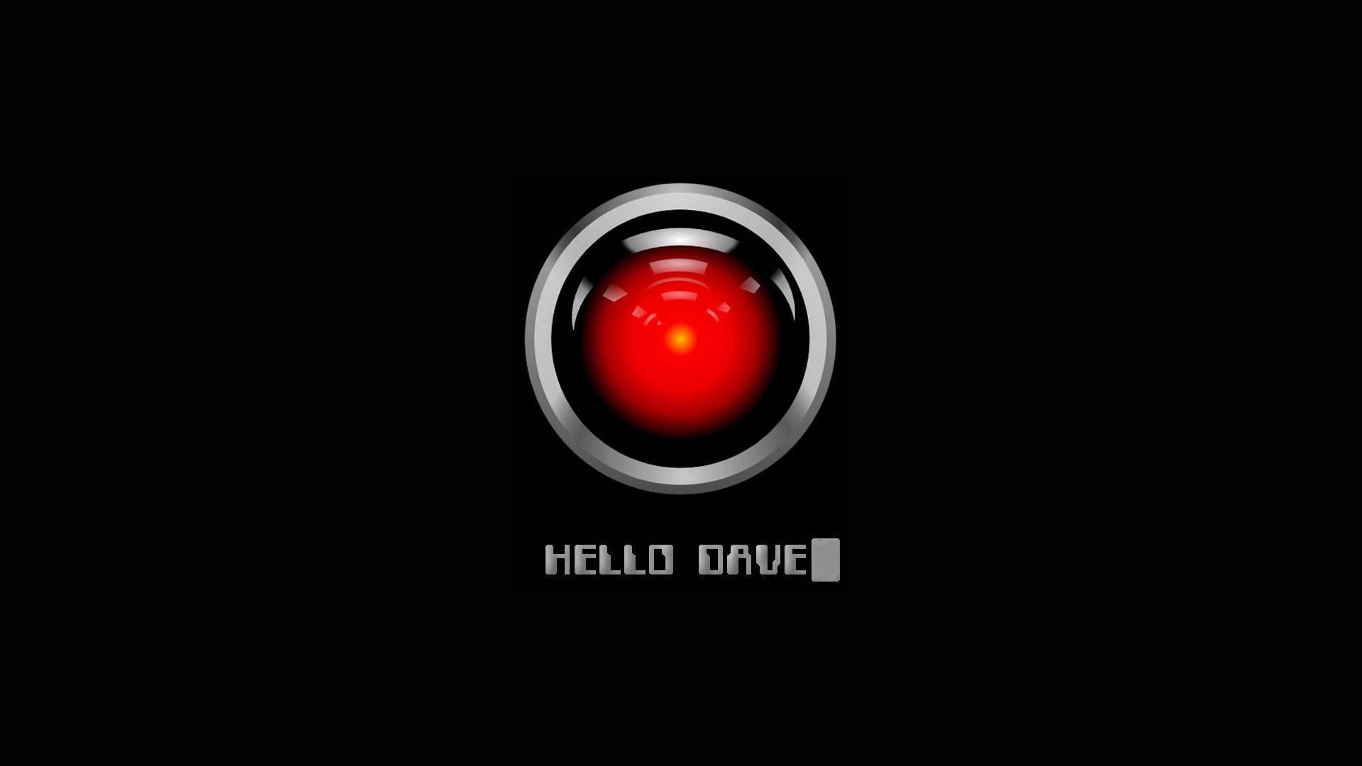 Res: 1920x1080, HAL 9000 Wallpaper  HAL 9000