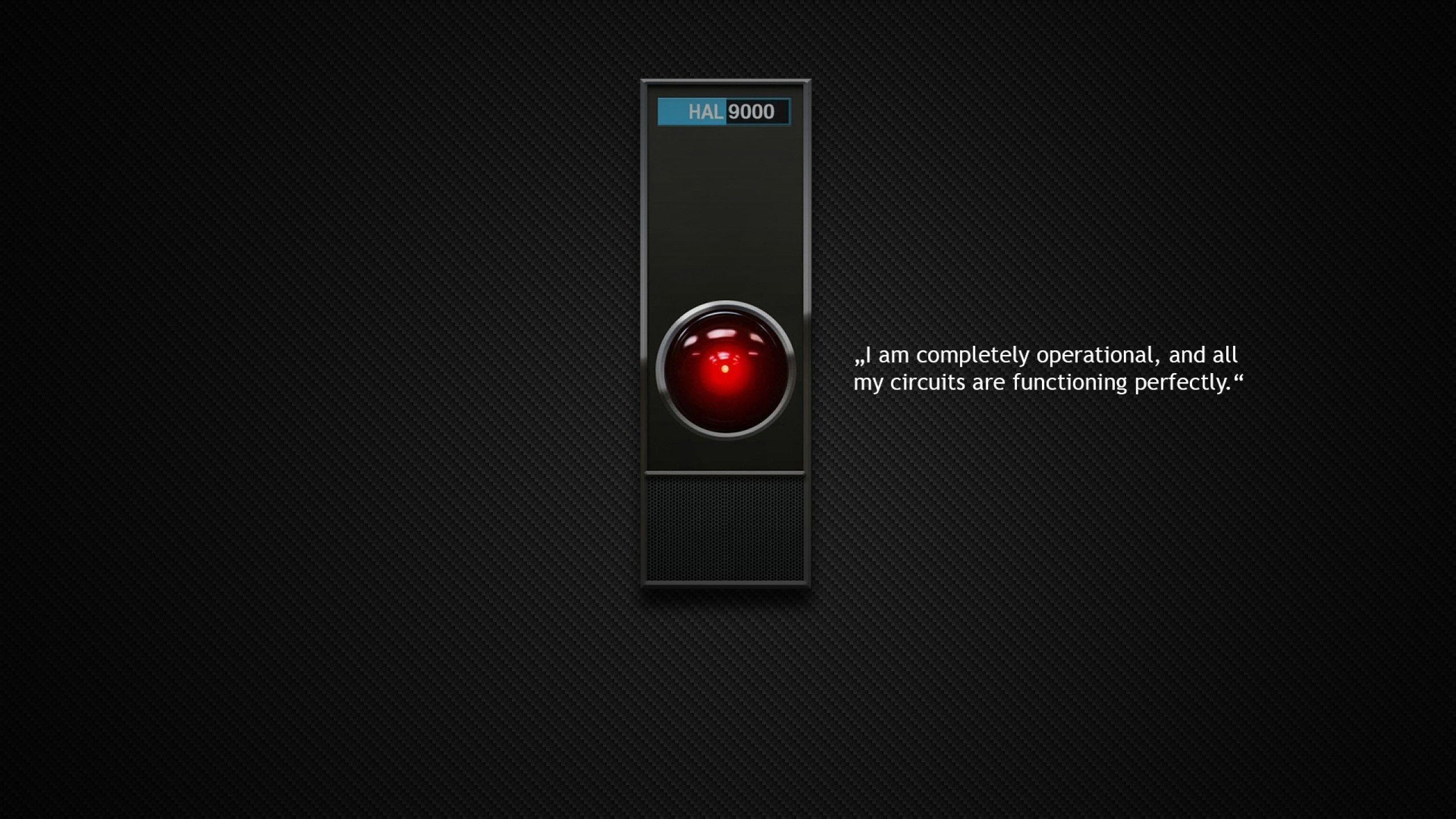 Res: 2560x1440, Download 2001: A Space Odyssey Hal 9000 wallpaper,Download .