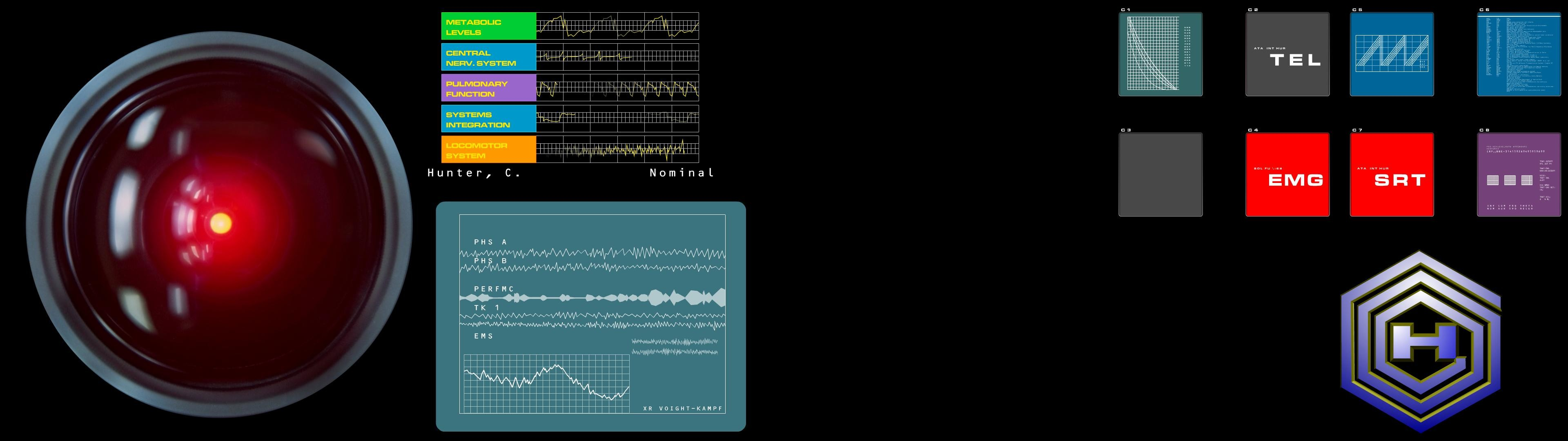 Res: 3840x1080, HAL 9000 (Dual) [] ...