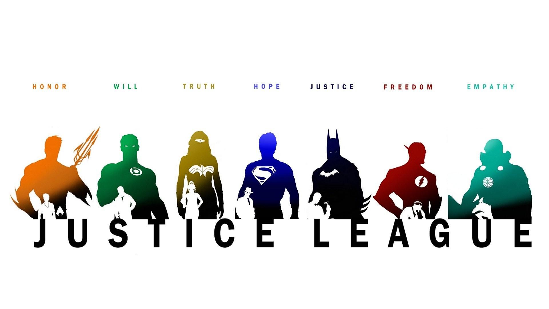 Res: 1920x1080, Wonder Woman, Flash, Green Lantern, Aquaman, Martian Manhunter, DC Comics,