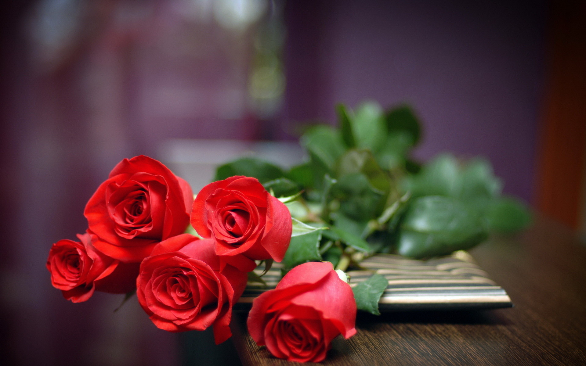 Res: 1920x1200, Red Flowers Hd Wallpapers Download
