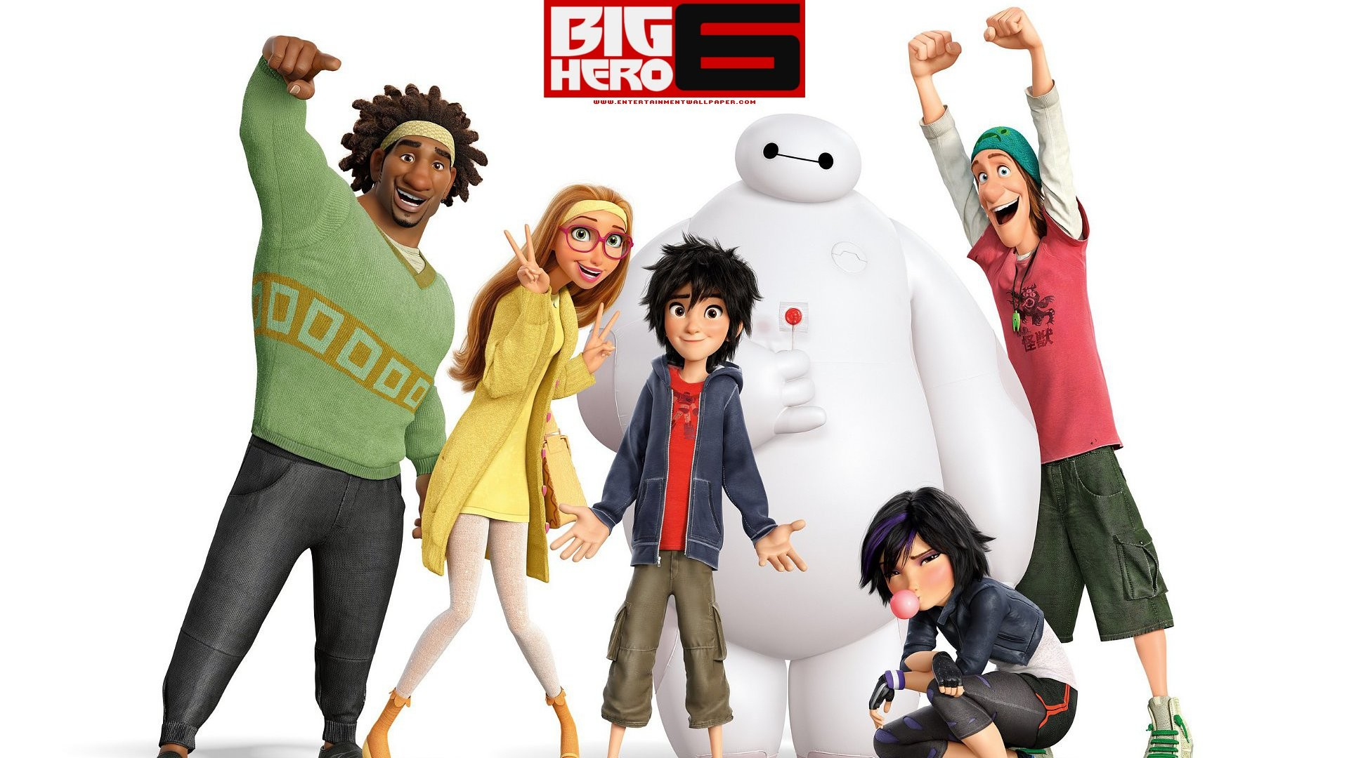 Res: 1920x1080, Entertainment Wallpapers.com images Big Hero 6 HD wallpaper and background  photos