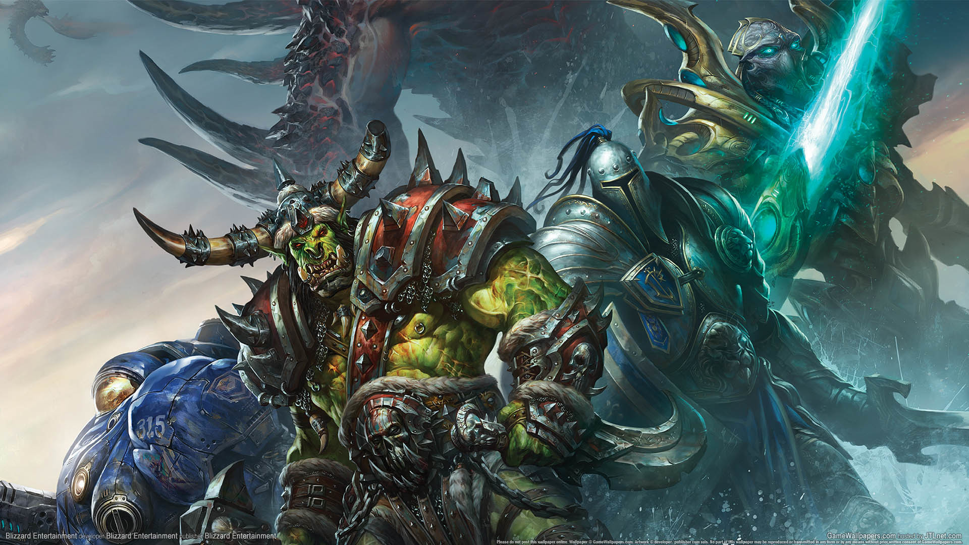 Res: 1920x1080, Blizzard Entertainment wallpaper or background Blizzard Entertainment  wallpaper or background 01