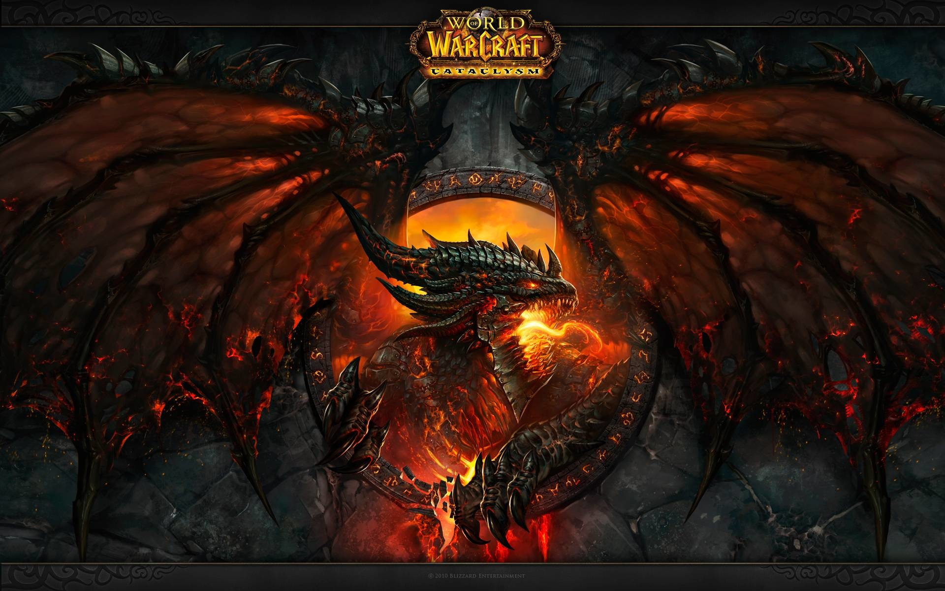 Res: 1920x1200, Blizzard Entertainment:World of Warcraft: Cataclysm