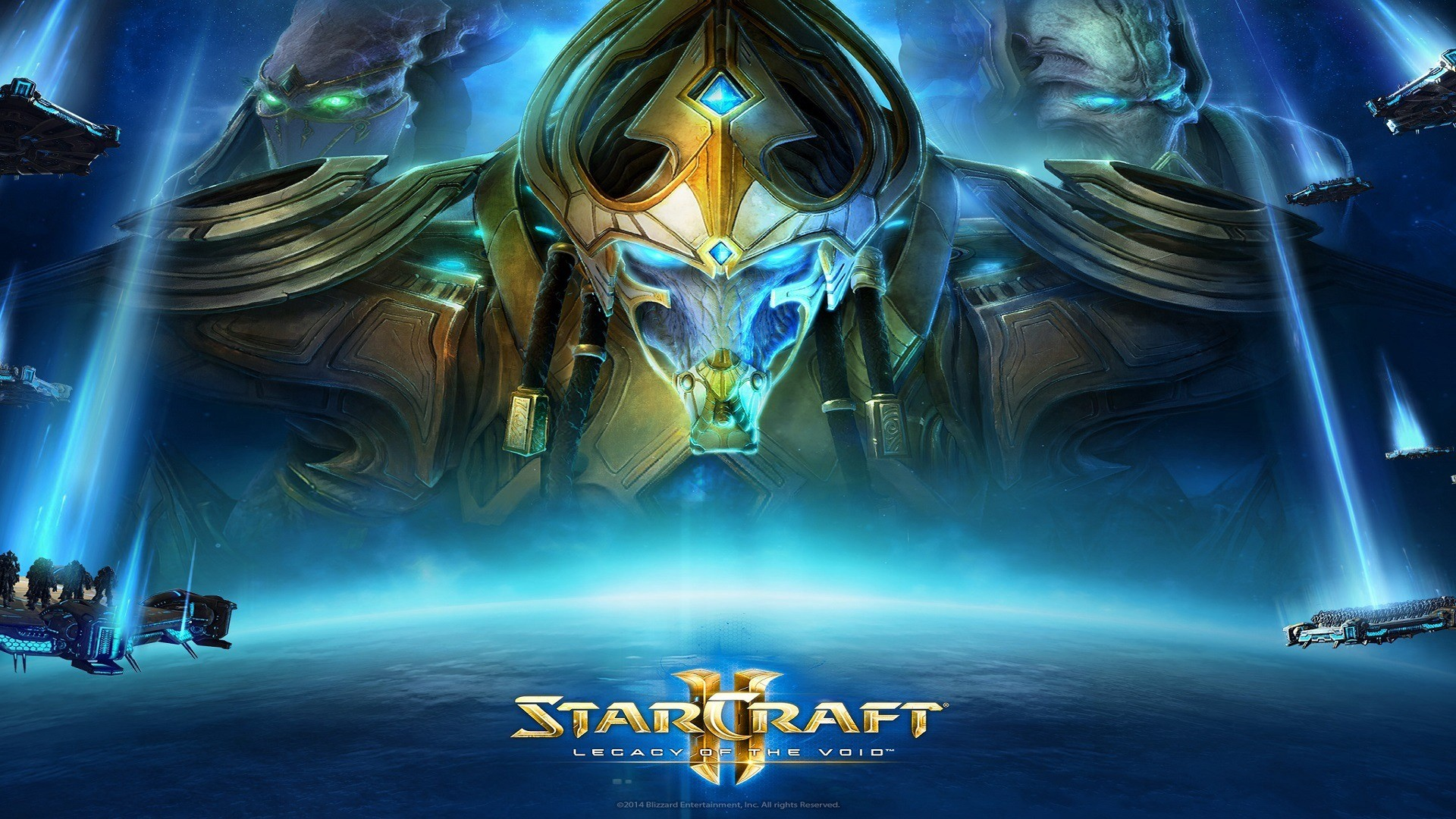 Res: 1920x1080,  Wallpaper starcraft ii legacy of the void, starcraft, 2015,  blizzard entertainment