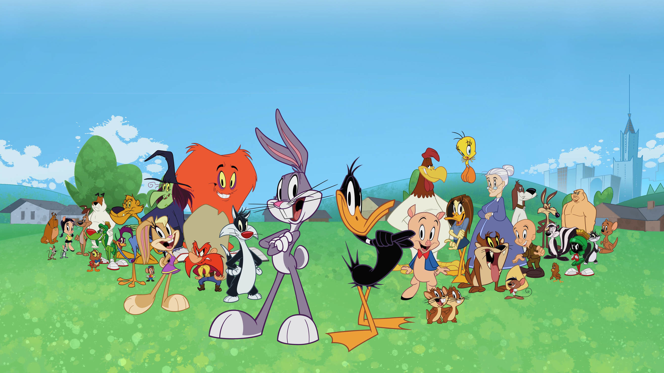 Res: 2686x1511, Season 1 | The Looney Tunes Show | 9Jumpin