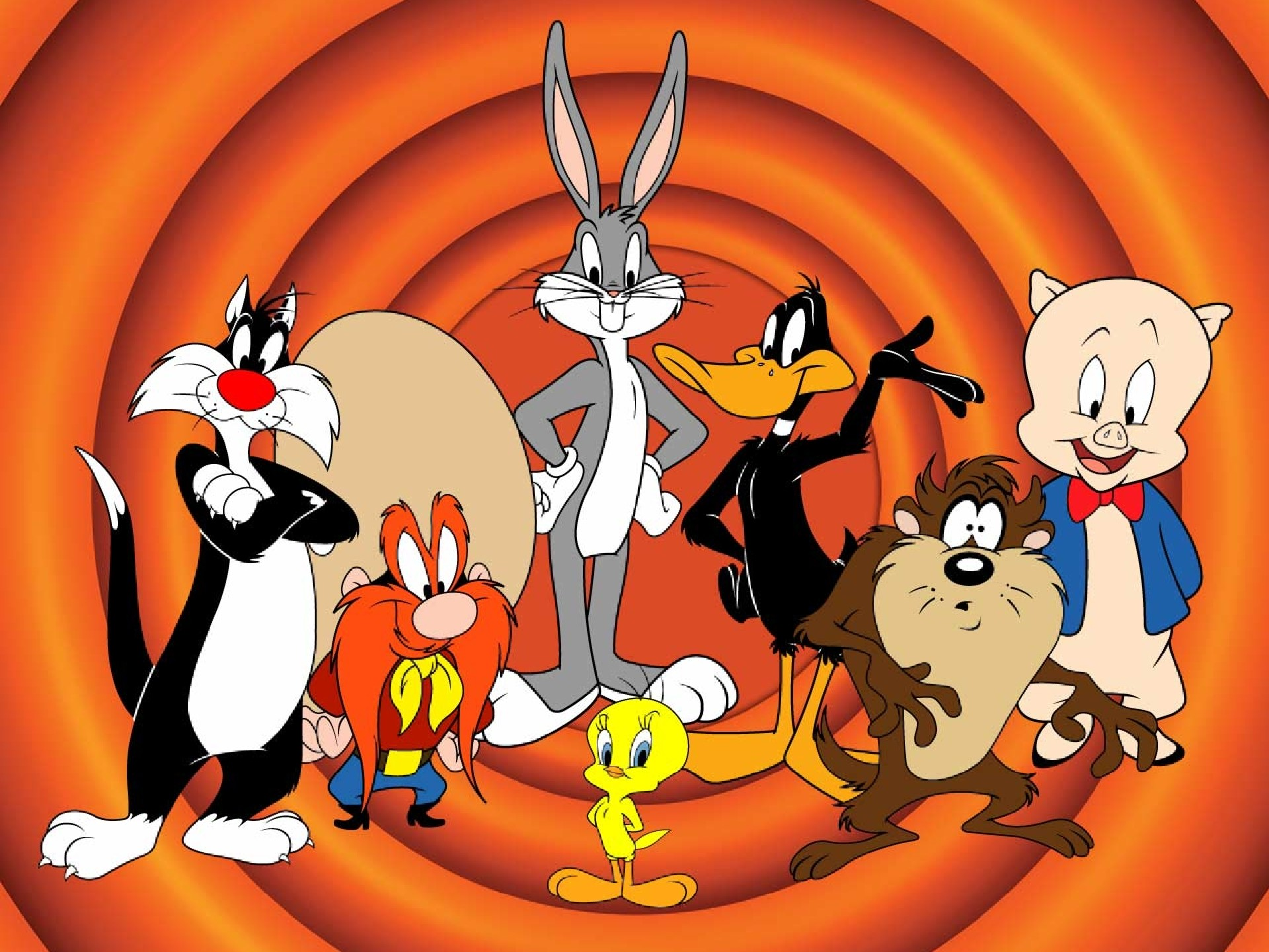 Res: 1920x1440, Bild: Looney Tunes Drei wallpapers and stock photos. Â«