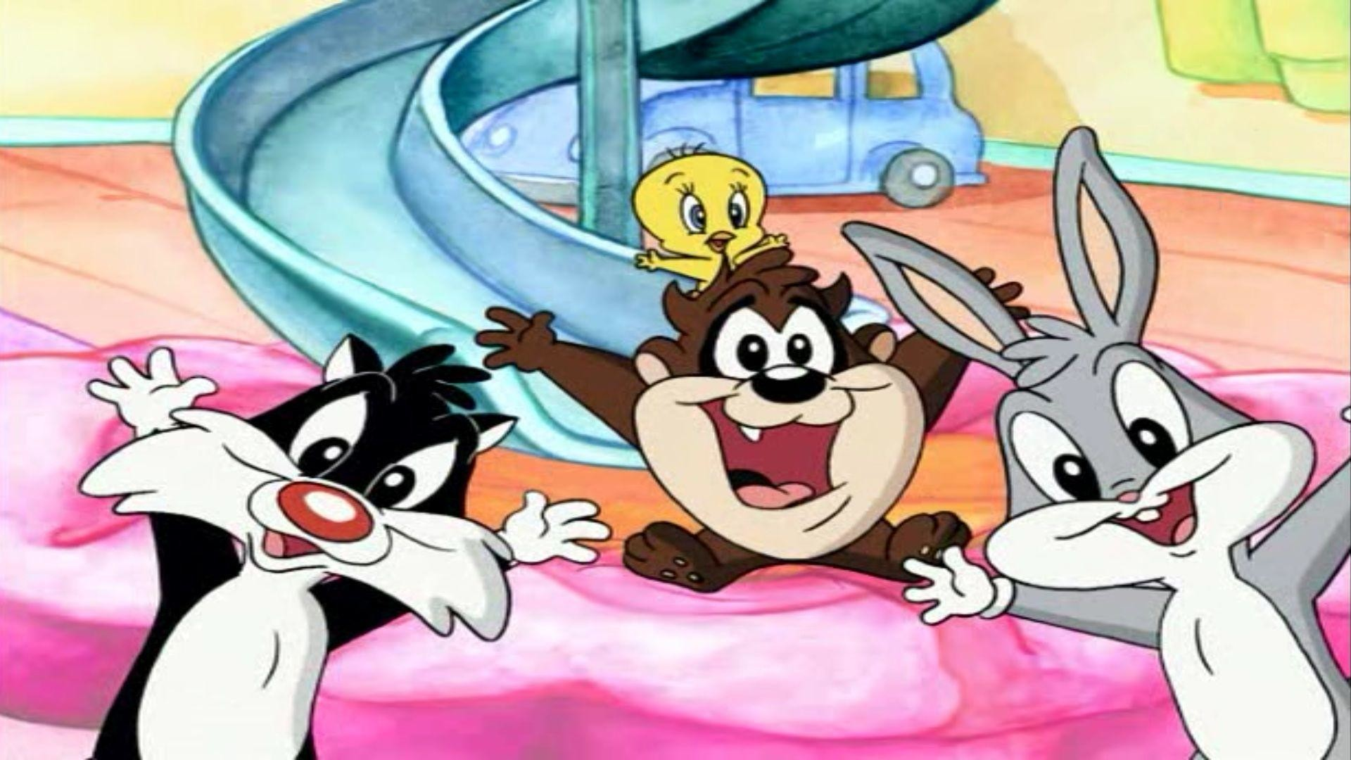 Res: 1920x1080, Baby Looney Tunes Wallpapers Wallpaper Cave