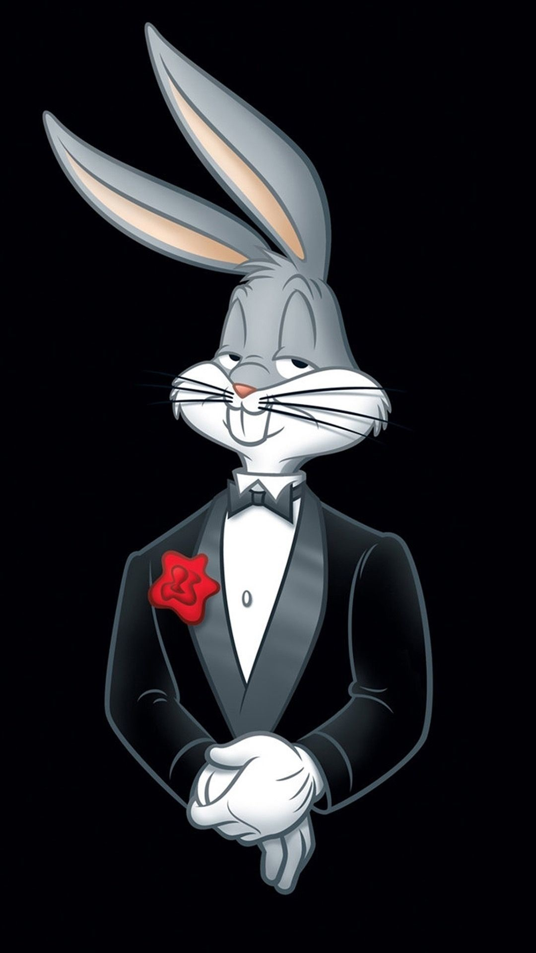Res: 1080x1920, a sharp dressed rabbit
