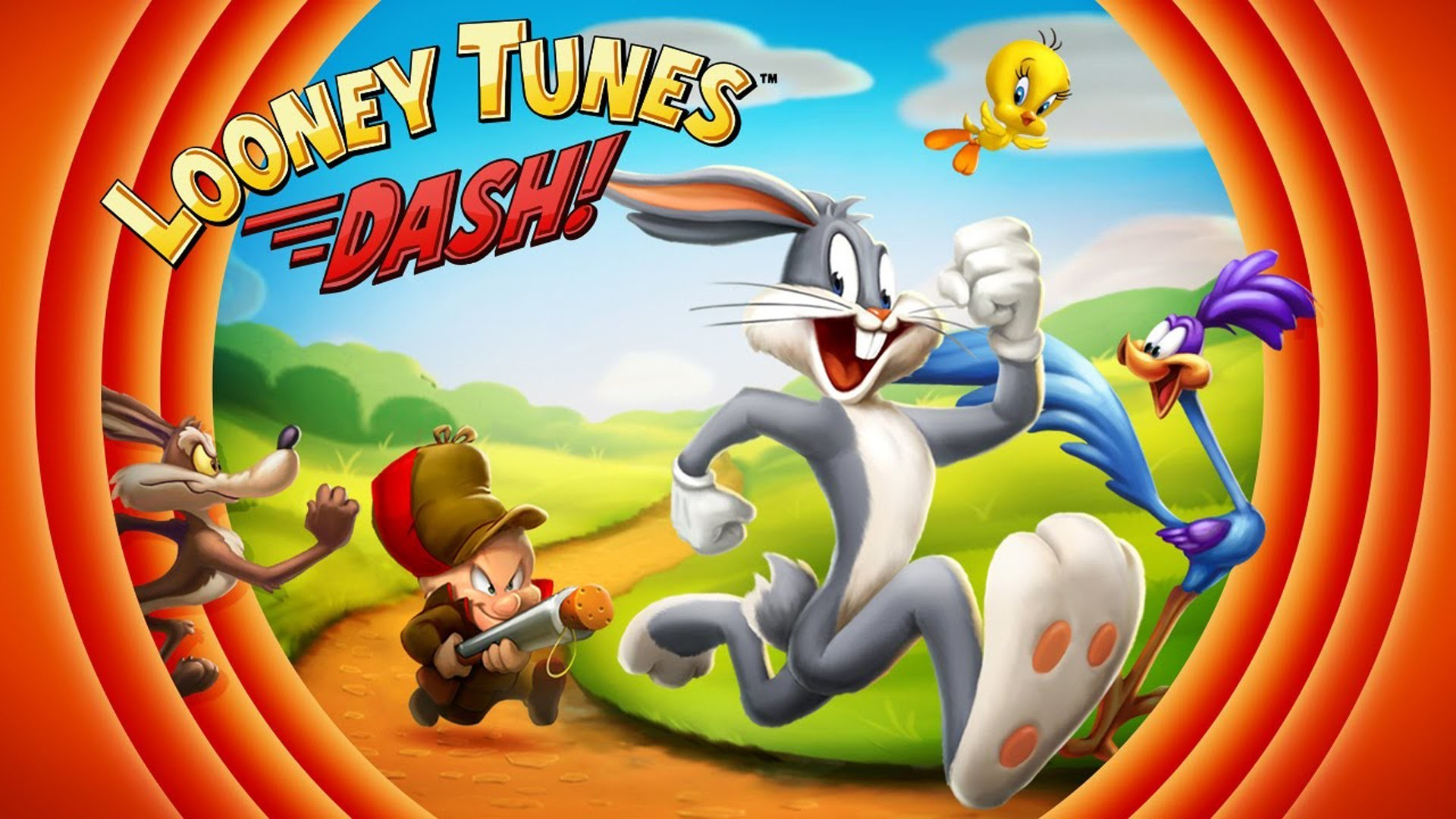 Res: 1920x1080, Looney Tunes wallpaper .