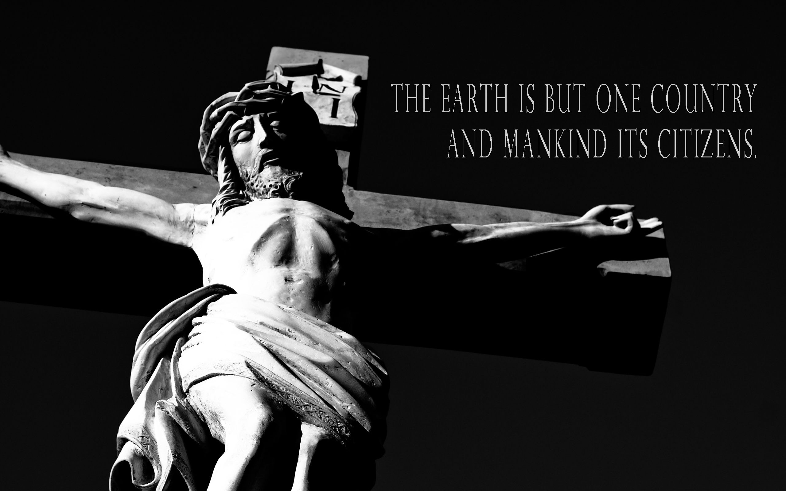 Res: 2560x1600, Jesus Crucifixion Wallpapers | Free Wallpapers