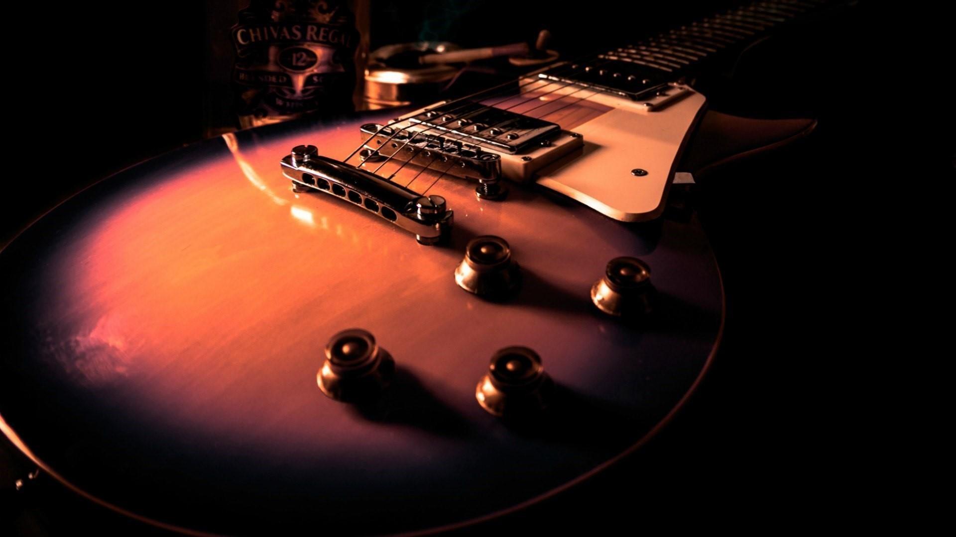 Res: 1920x1080, Electric guitar wallpaper