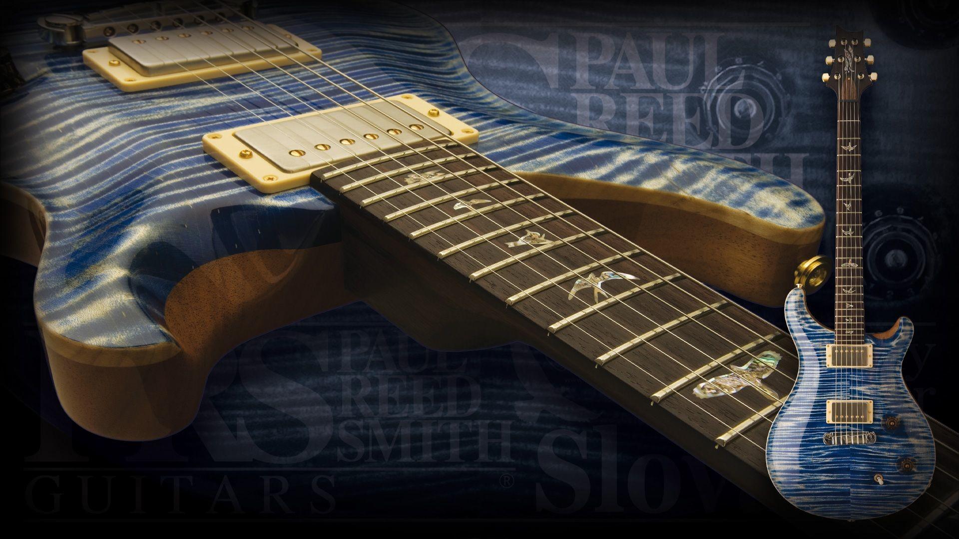 Res: 1920x1080, Prs Guitar Wallpaper