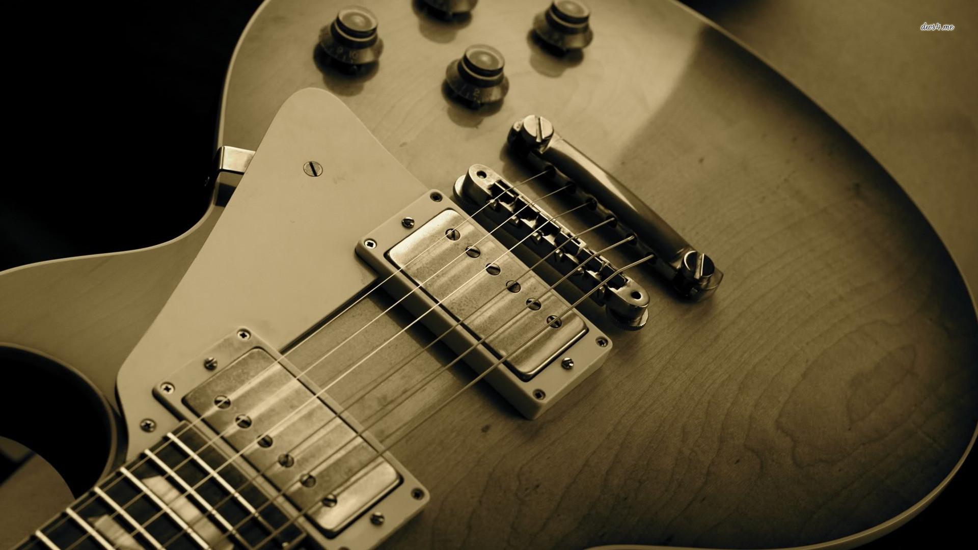 Res: 1920x1080, ... Les Paul (Les Paul, Electric Guitar wallpaper  ...