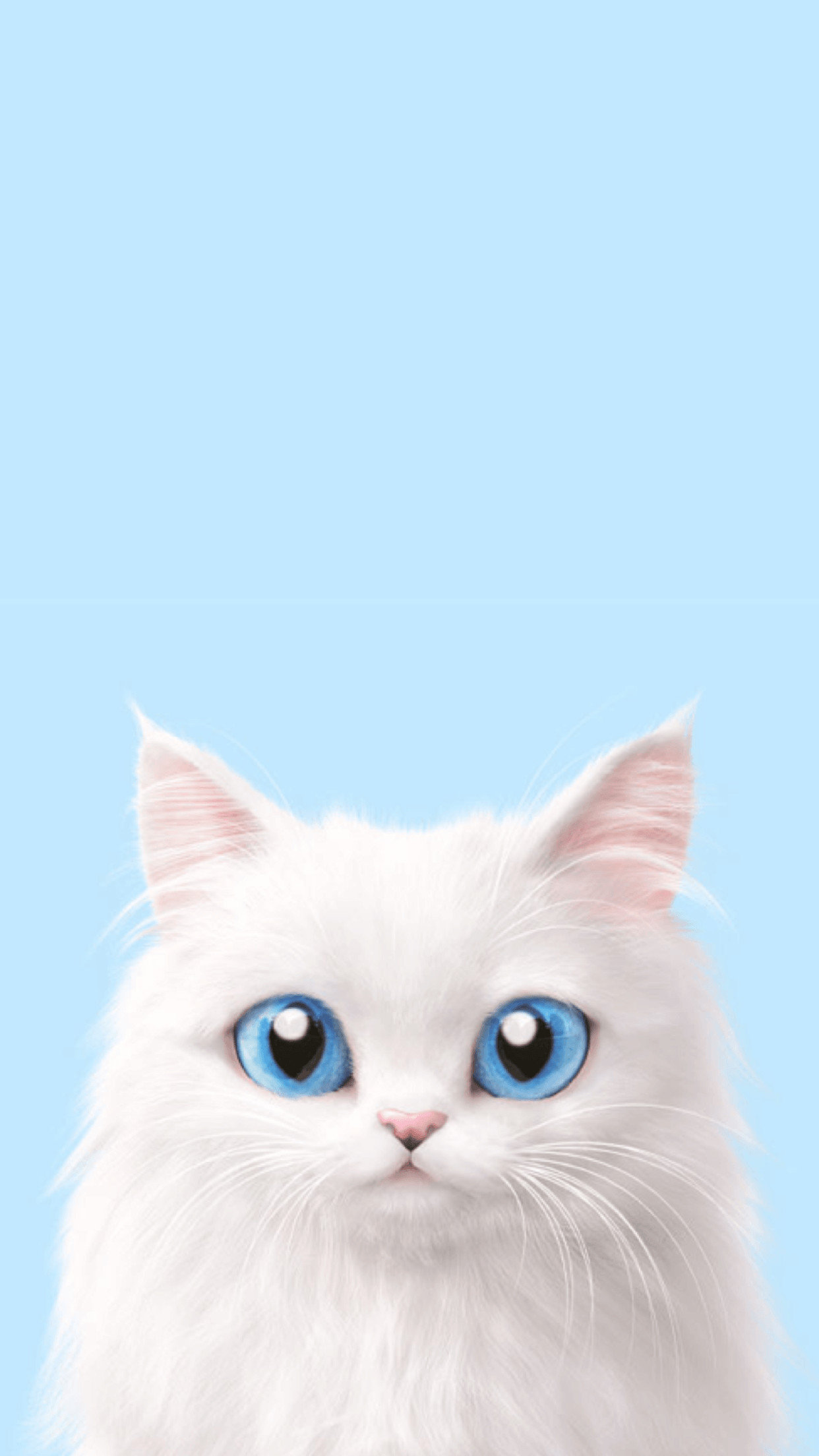 """Res: 1242x2208, 1080x1920 wallpaper.wiki-Cute-Cat-Wallpaper-For-iPhone-PIC-WPC007455 ..."""">"""