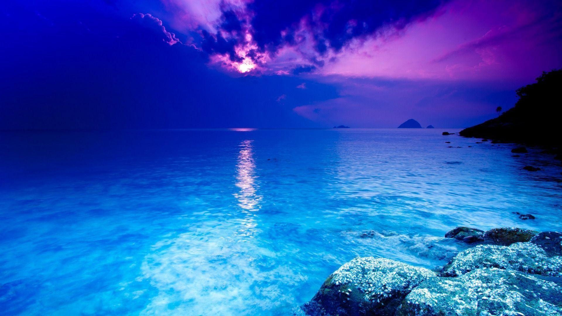 Res: 1920x1080, Blue Ocean HD Wallpapers - HD Wallpapers Inn