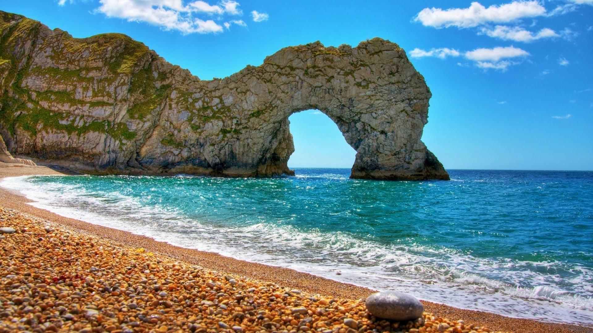 Res: 1920x1080,  Sea-Desktop-Backgrounds-Summer-Beach-New-High-Definition