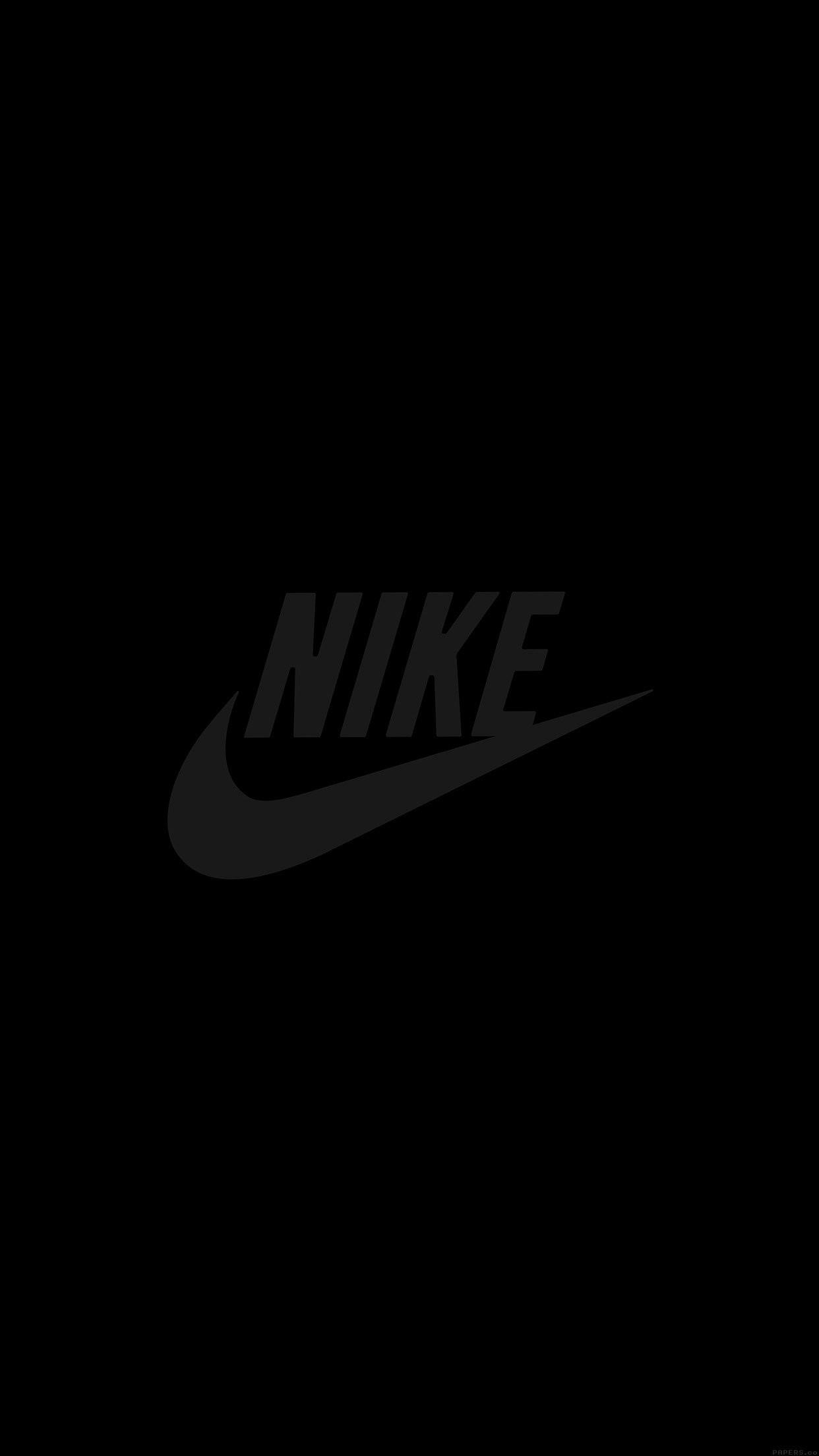 Res: 1242x2208, Inspirational Nike Black Wallpaper Hd Iphone Download Wallpaper Hd