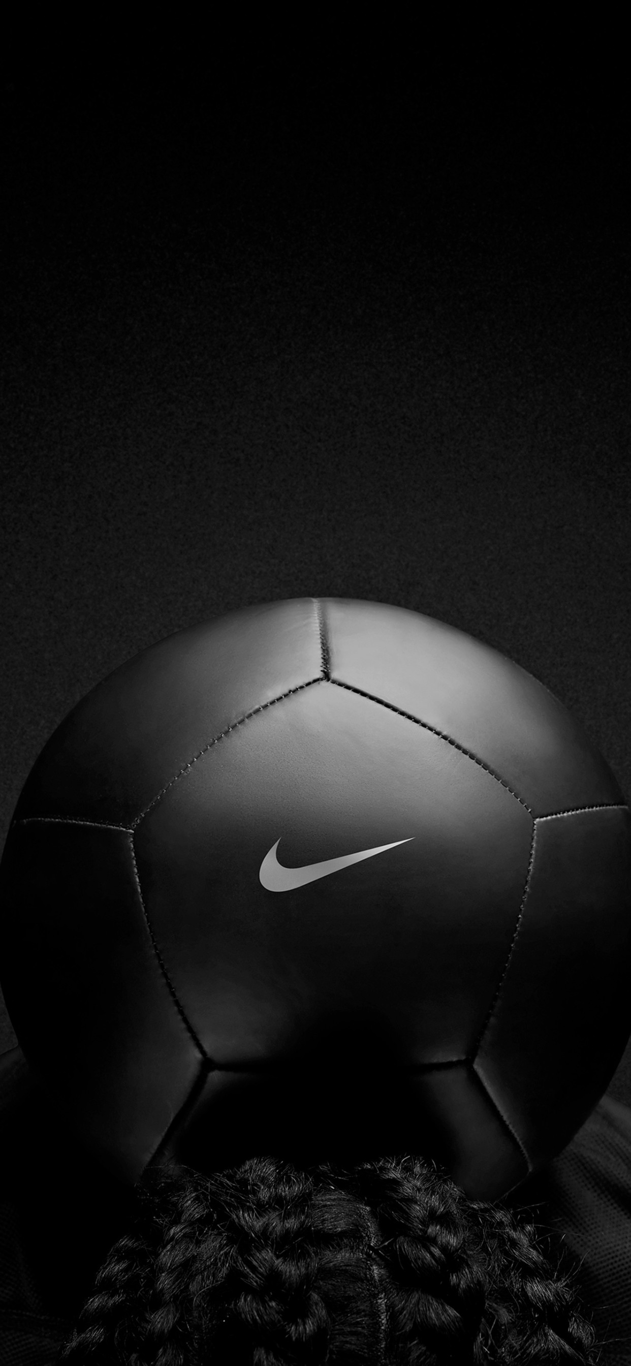 Res: 1242x2688, 1107×1965 Nike Black Wallpaper Iphone Android Wallpapers