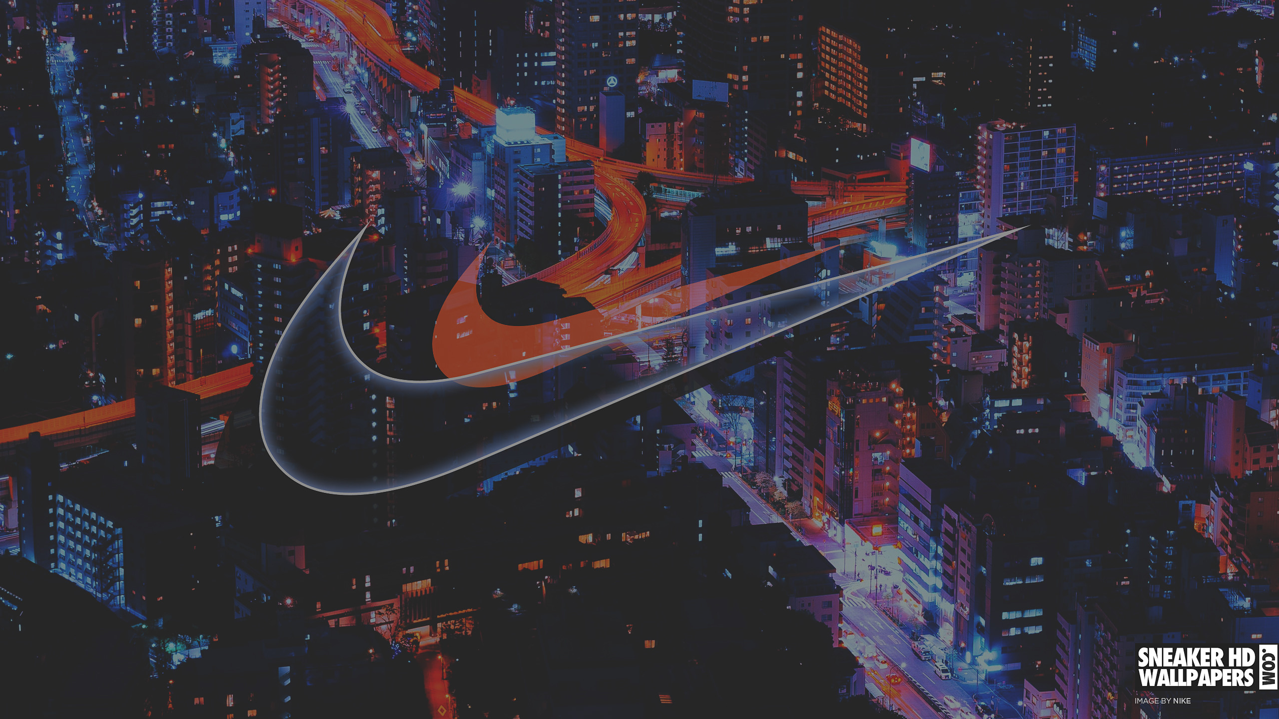 Res: 2560x1440, Nike Black Wallpapers