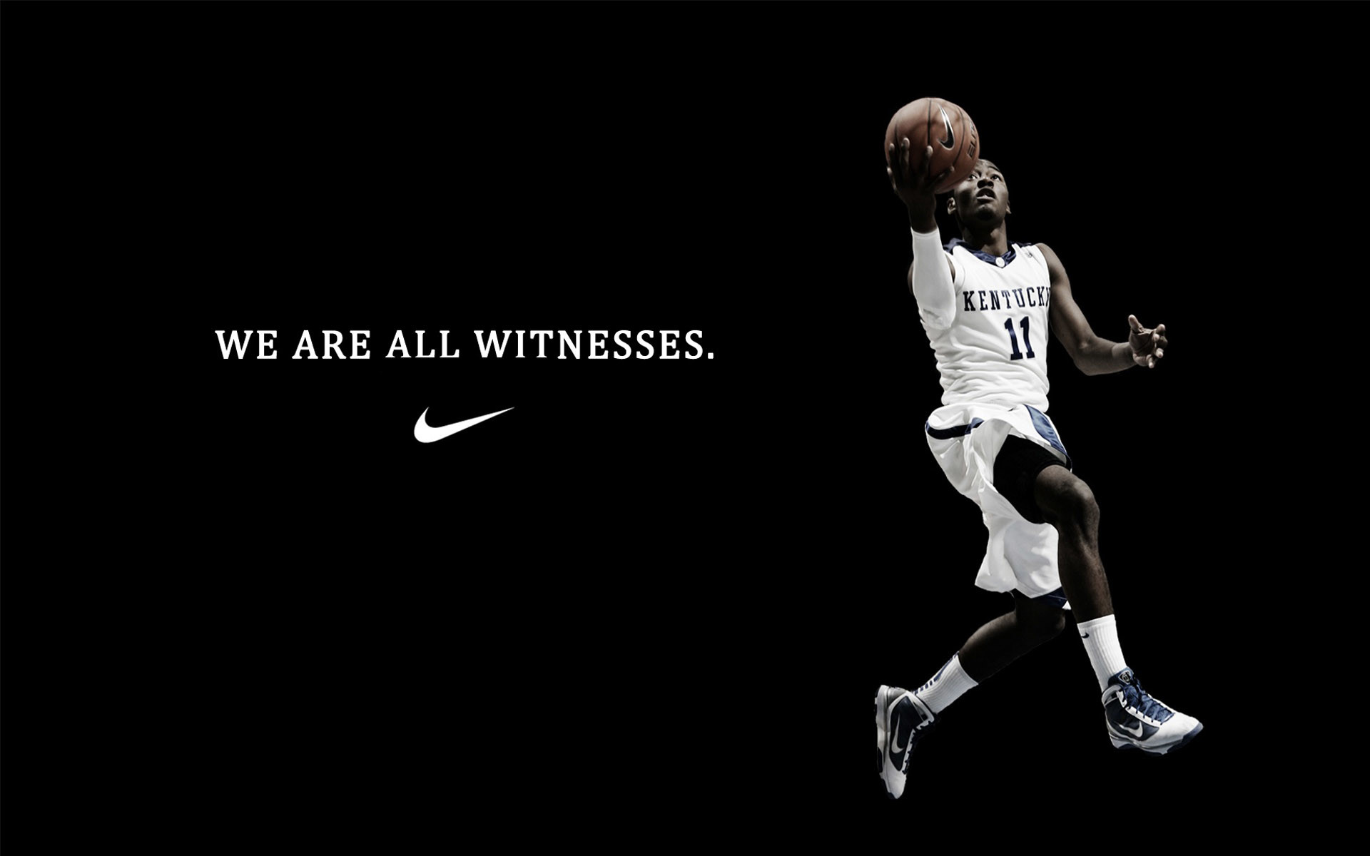 Res: 1920x1200, HD Nike Black Background.
