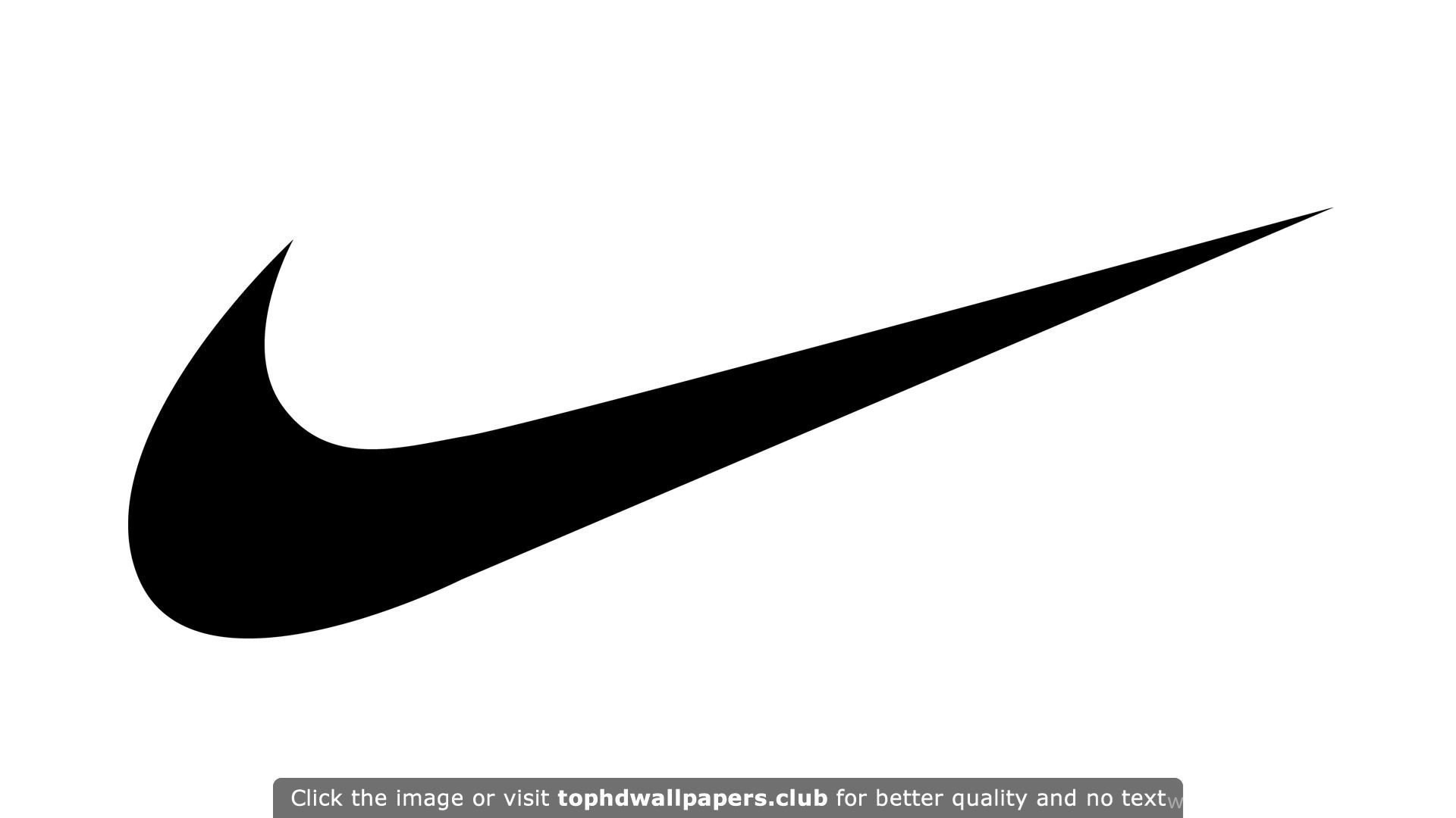 Res: 1920x1080, Black Nike Logo 4K Or HD Wallpapers For Your PC, Mac Or Mobile Device