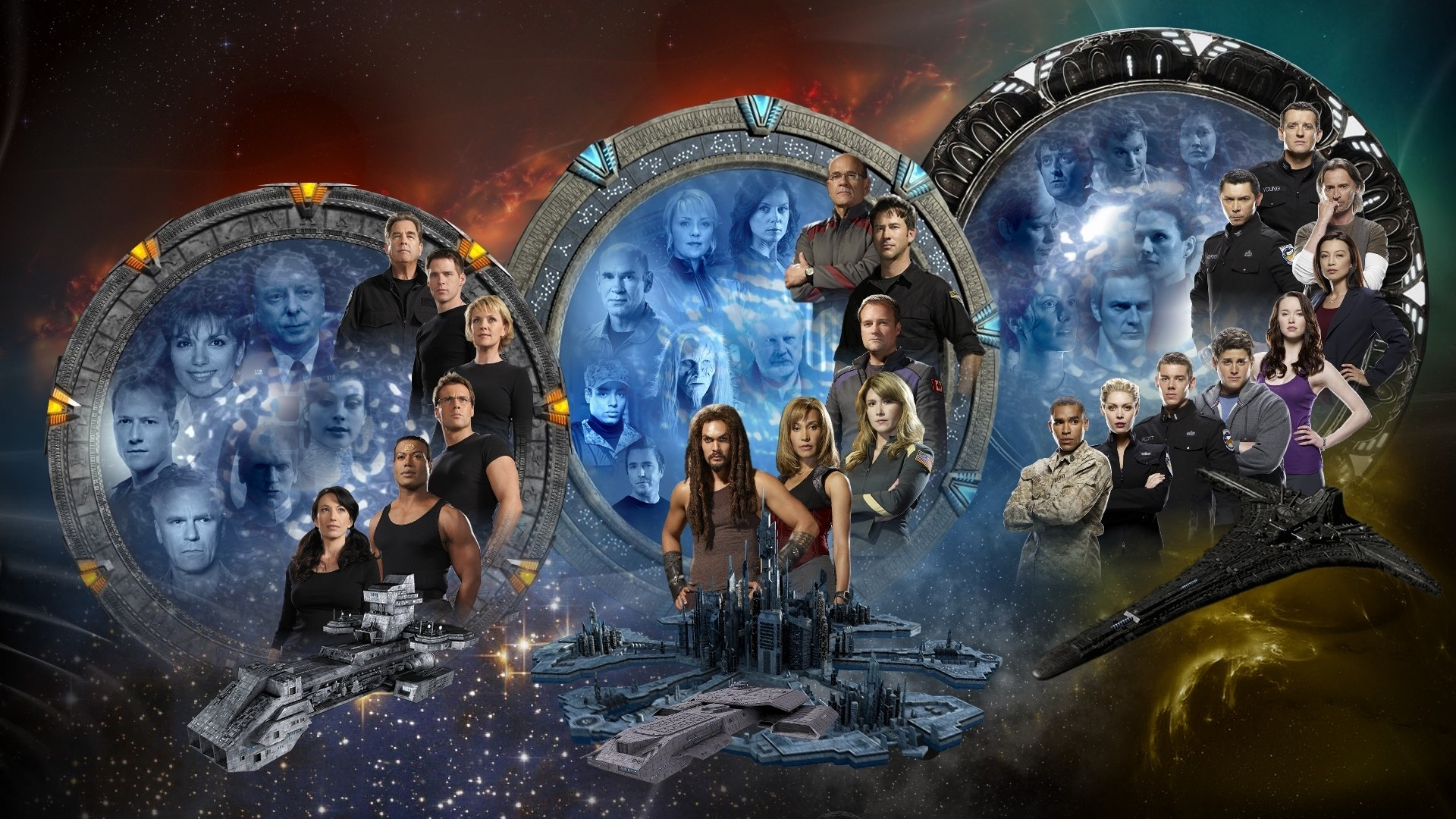 Stargate wallpapers - HD wallpaper