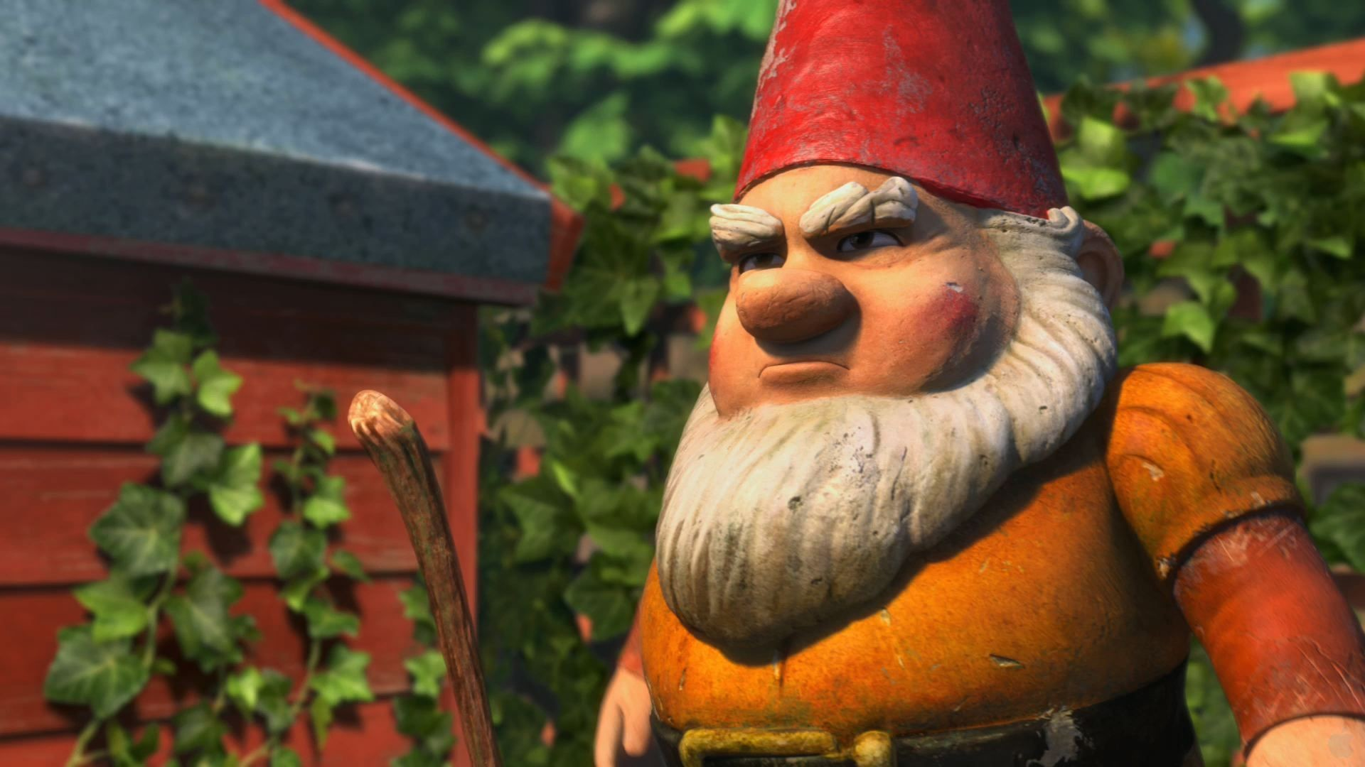 Res: 1920x1080, gnomeo and juliet wallpaper | Lord Redbrick from Gnomeo and Juliet wallpaper  - Click picture for .
