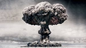Mushroom Cloud wallpapers