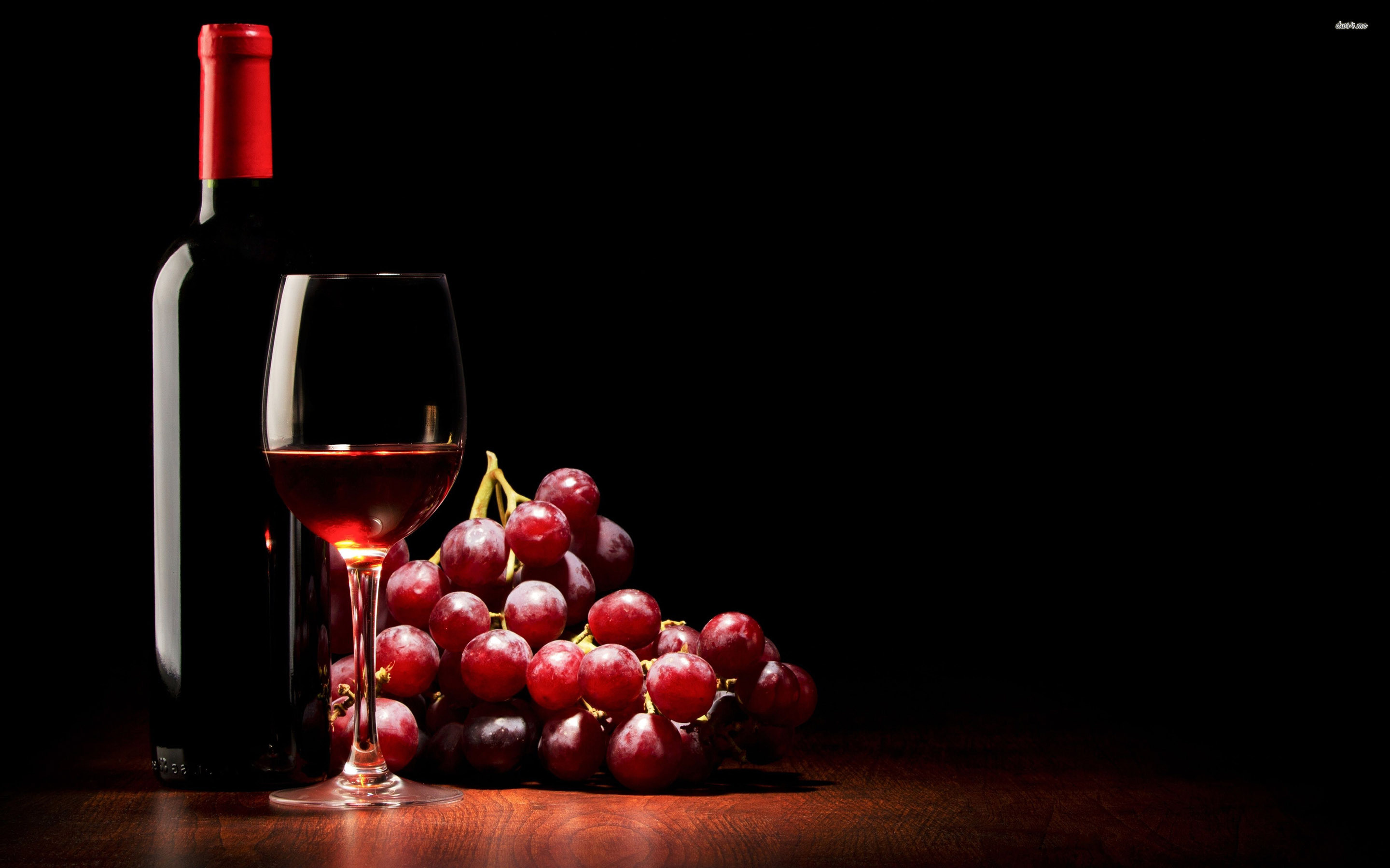 Res: 2880x1800, Red Wine Grapes