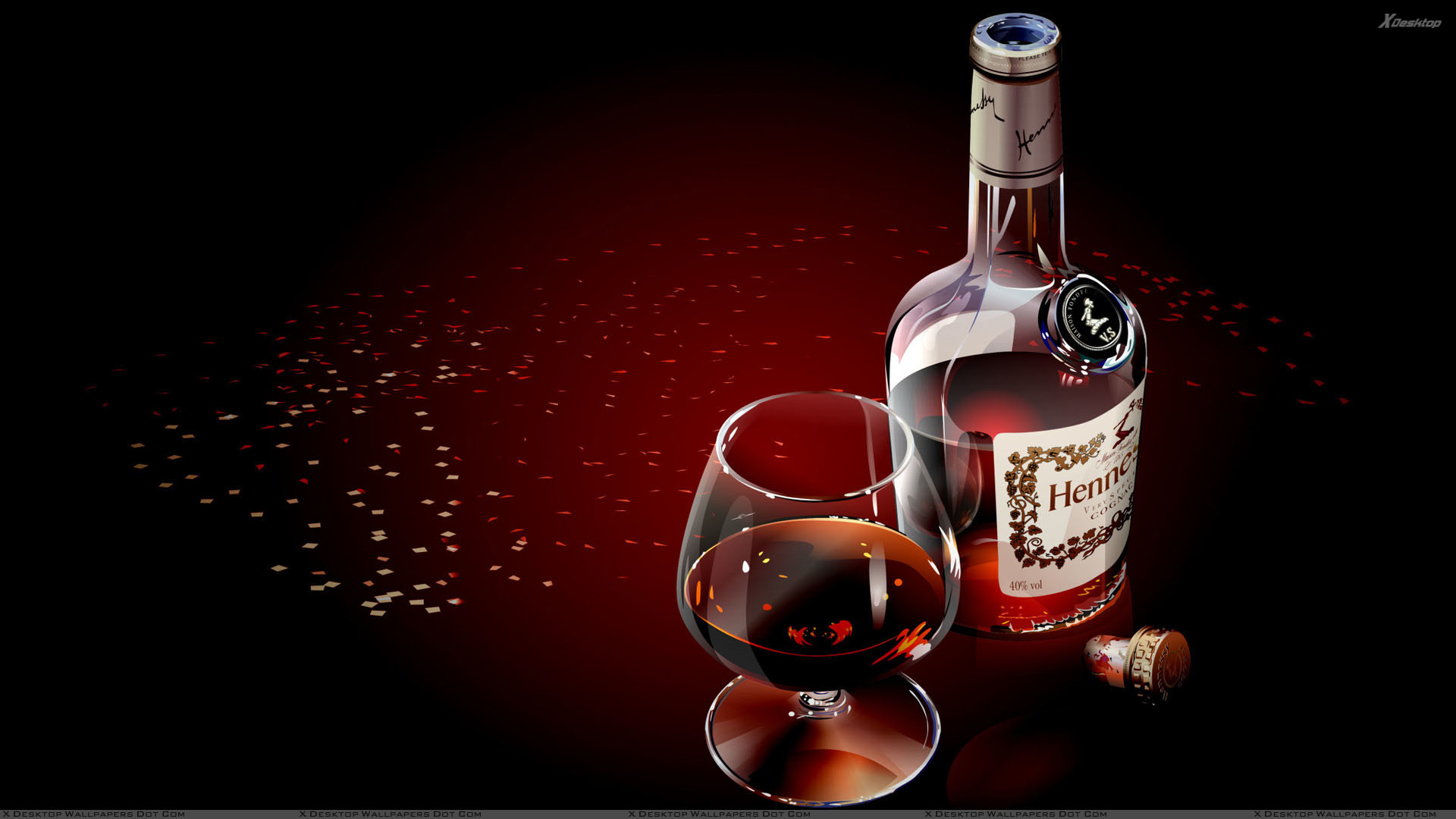 "Res: 1920x1080, You are viewing wallpaper titled ""Celebrate With Red Wine"" ..."